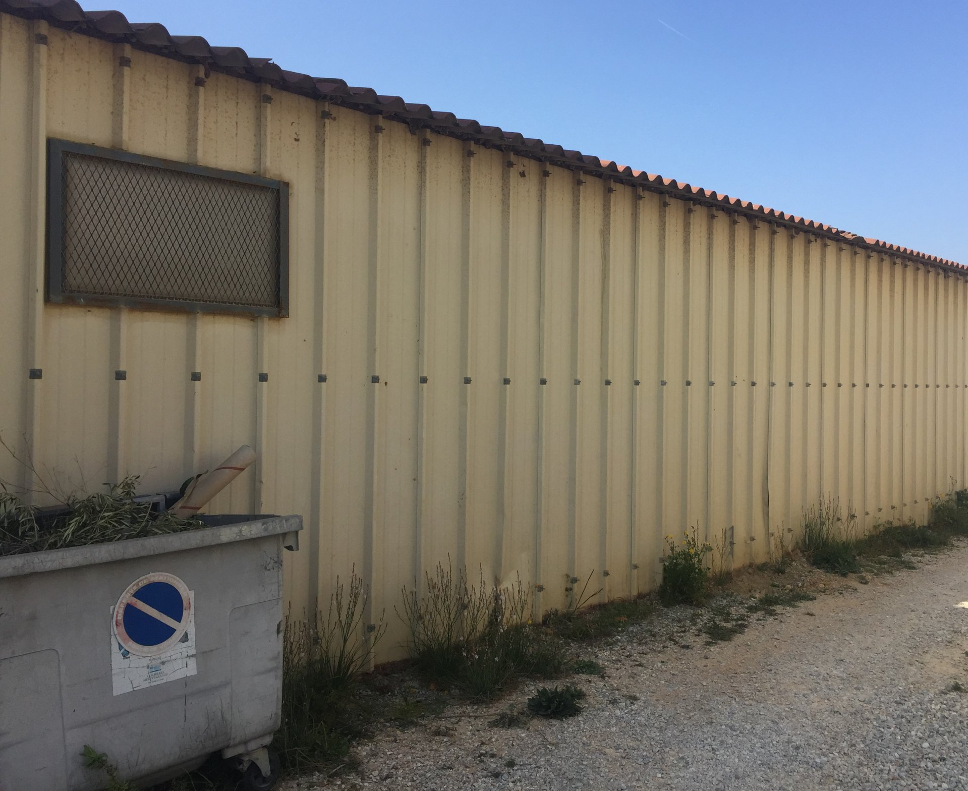 Sale Warehouse - Leucate