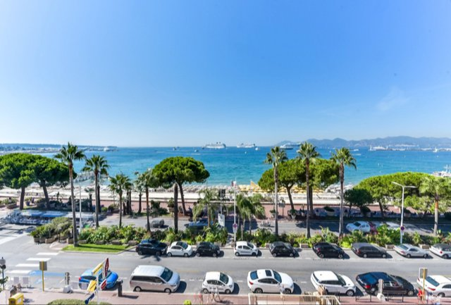 Rental for Congress and holidays duplex  3 chambres Cannes Croisette