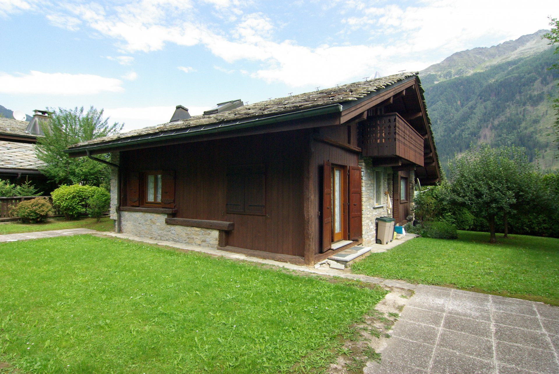 Chalet in a rare location in Chamonix Mont Blanc