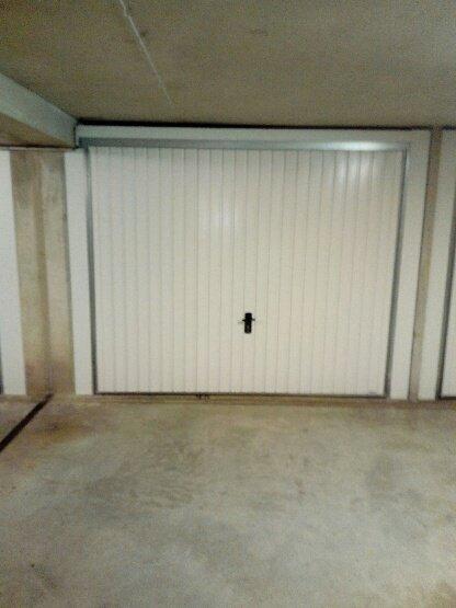 Garage fermé résidence Castel park