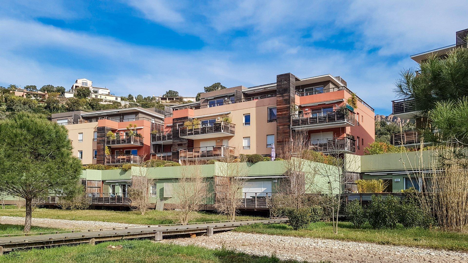 Appartement 2 Pièces à pieds de la mer à AGAY - Saint Raphael