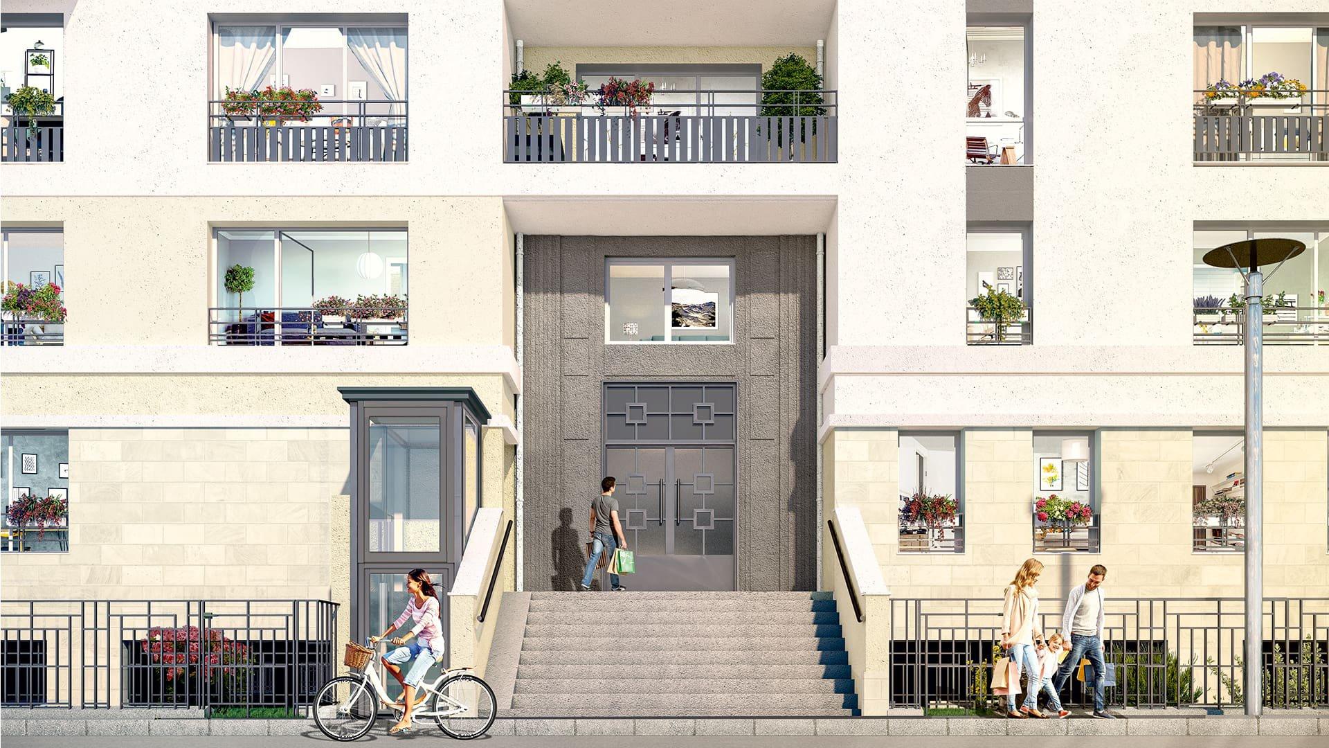 Programme Immeuble - Juvisy-sur-Orge