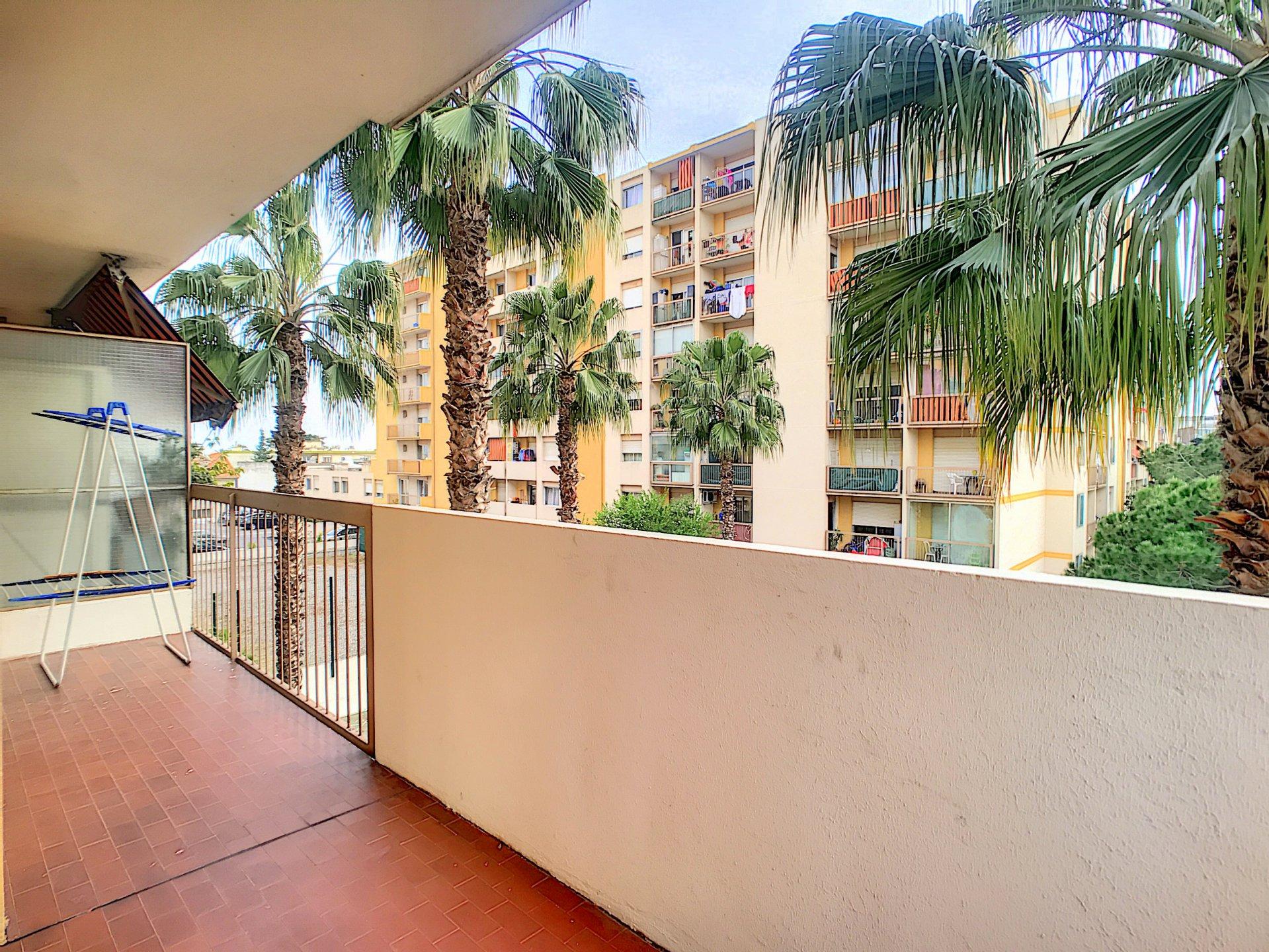 VENTE Appartement 3P Nice Ouest Lanterne 2 Terrasses Proche Mer