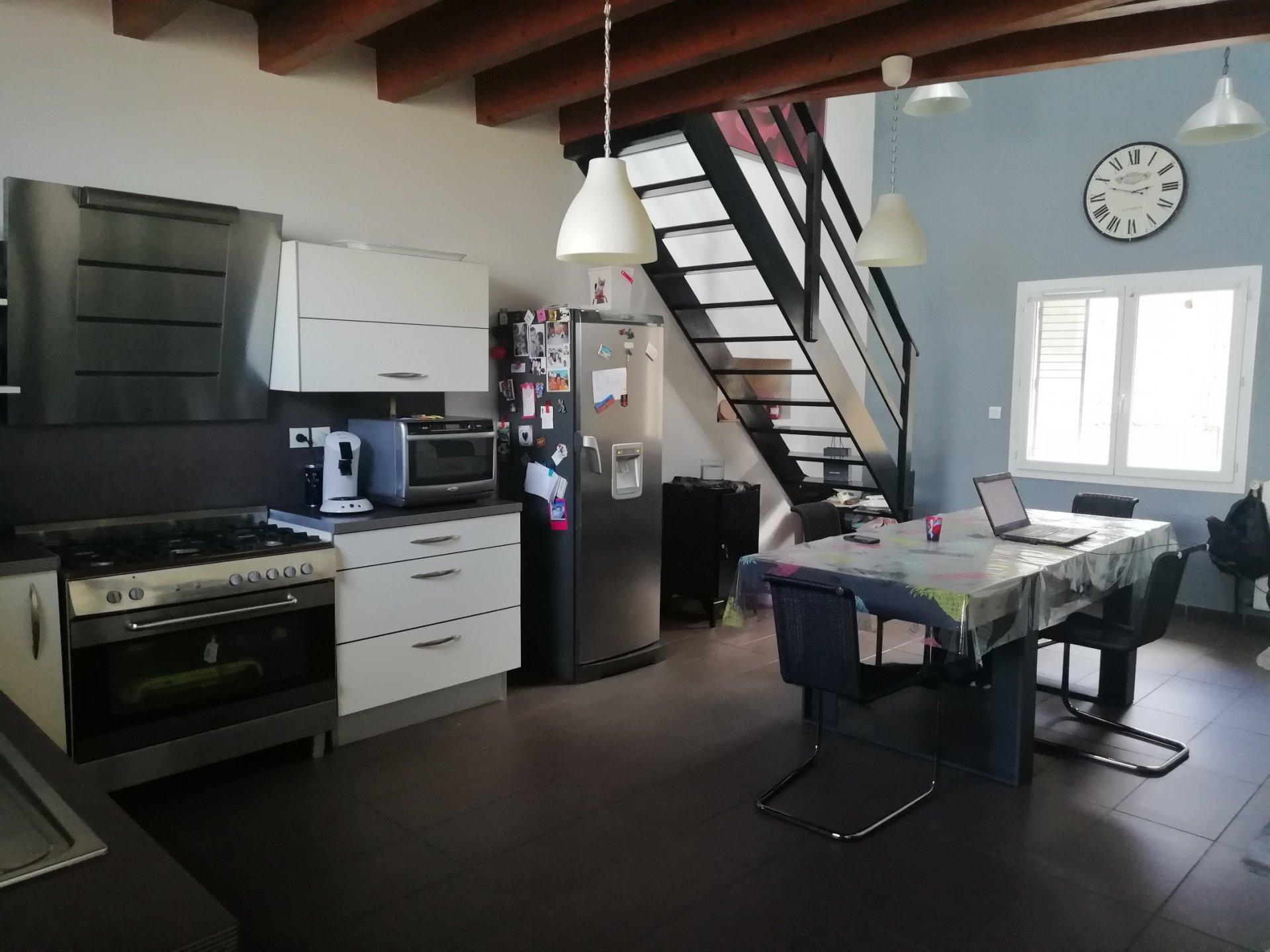 Appartement T5  96 m2 en duplex