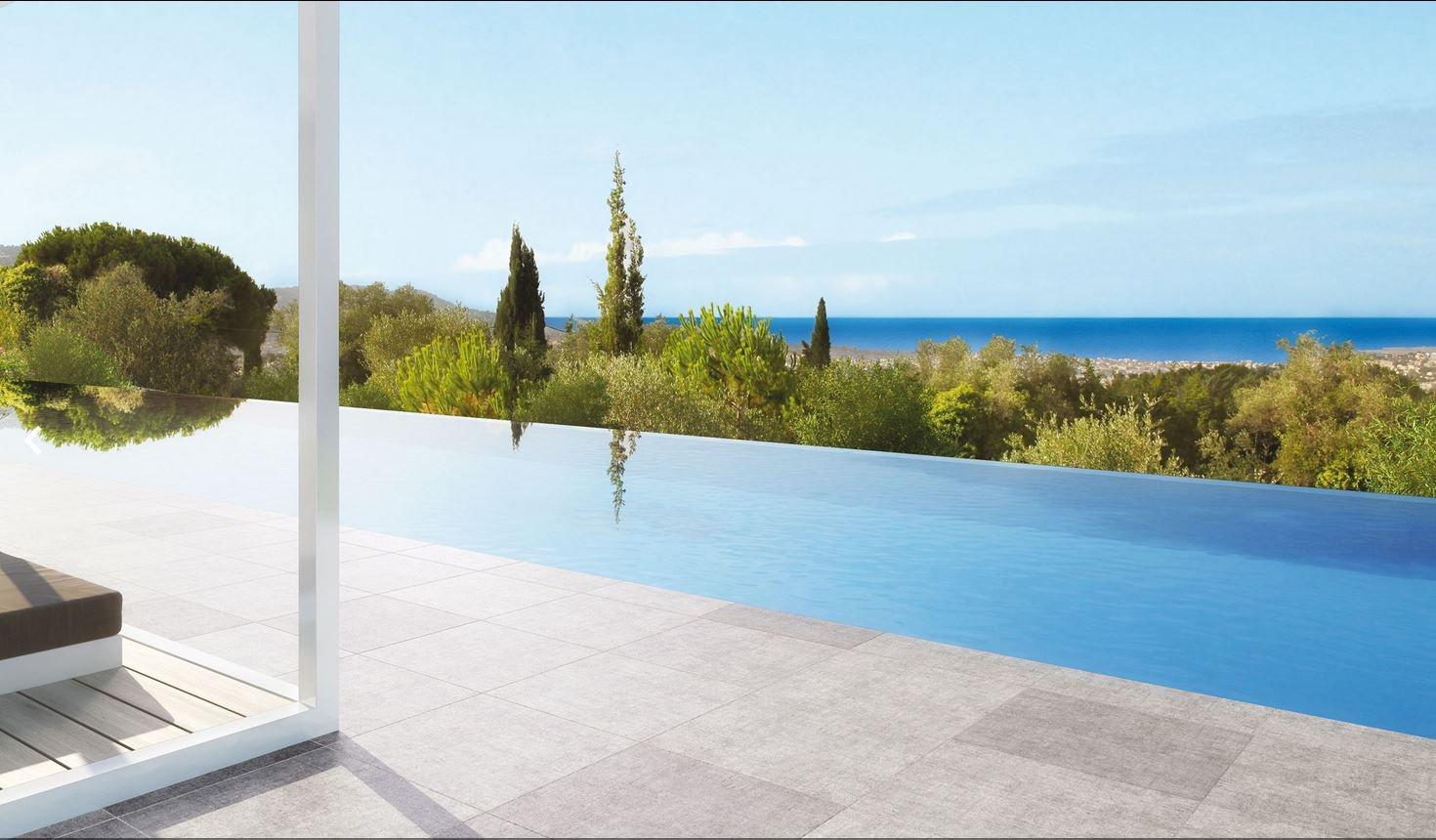Nice Gairaut 4p neuf luxe piscine