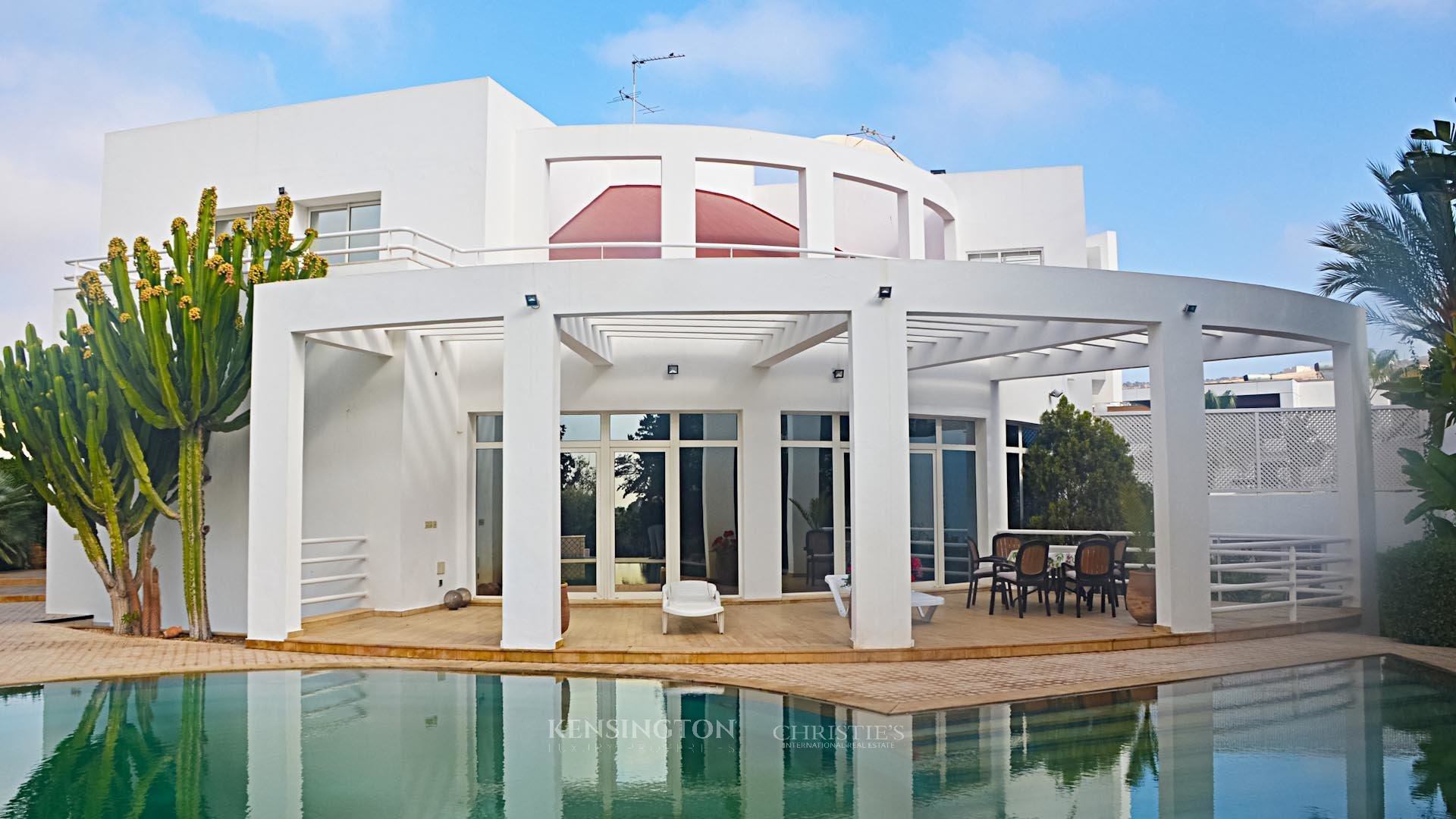 KPPM01180: Villa Rawan Villa de luxe Agadir Maroc
