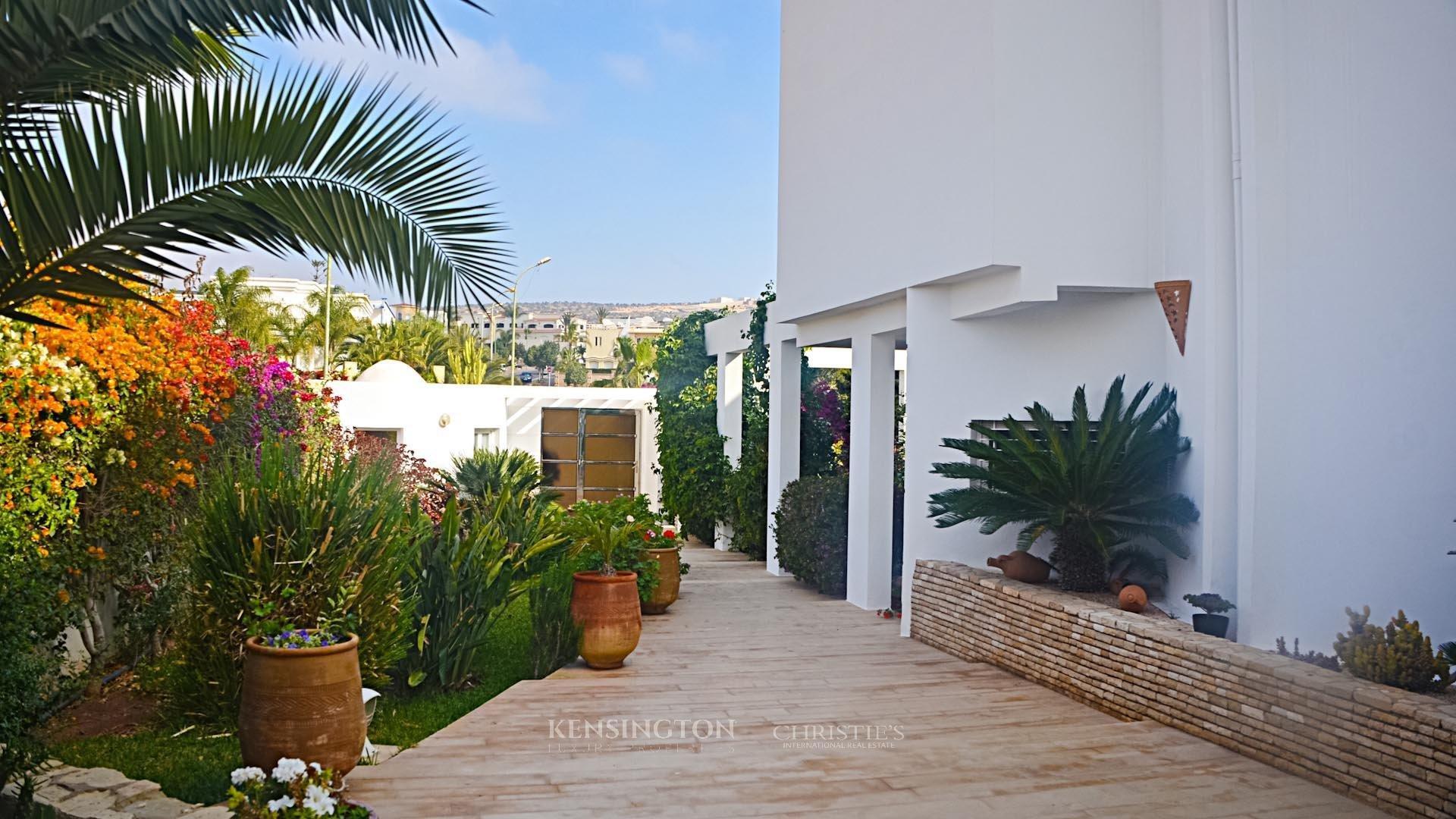KPPM01180: Villa Rawan Luxury Villa Agadir Morocco