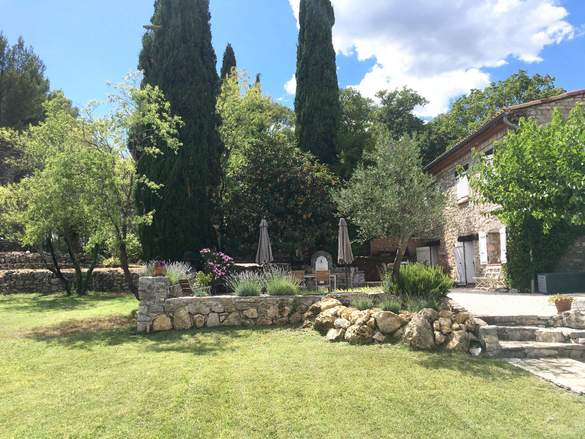 Old renovated Stone Bastide near Lorgues