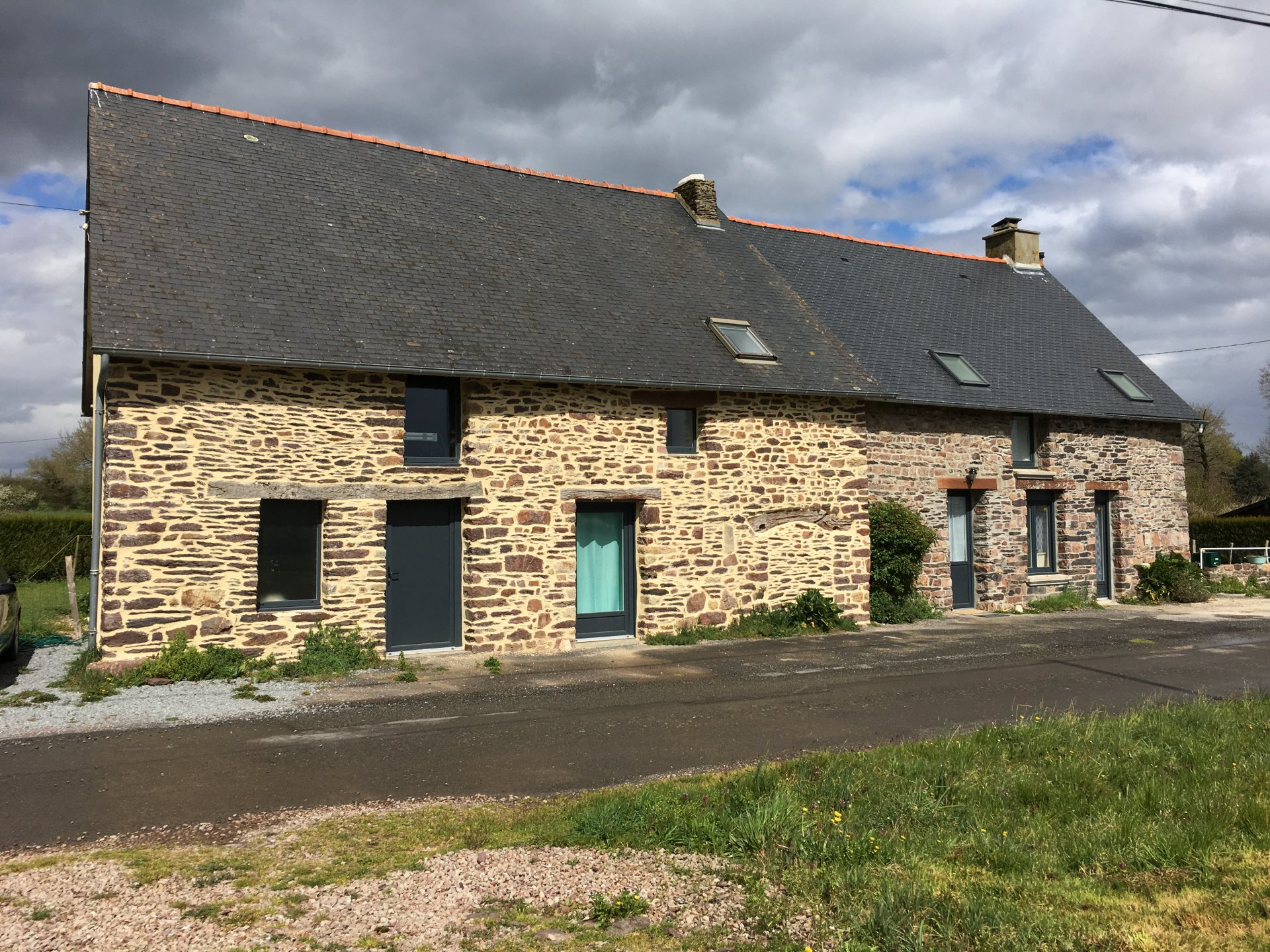 Rental Village house - Plelan Le Grand