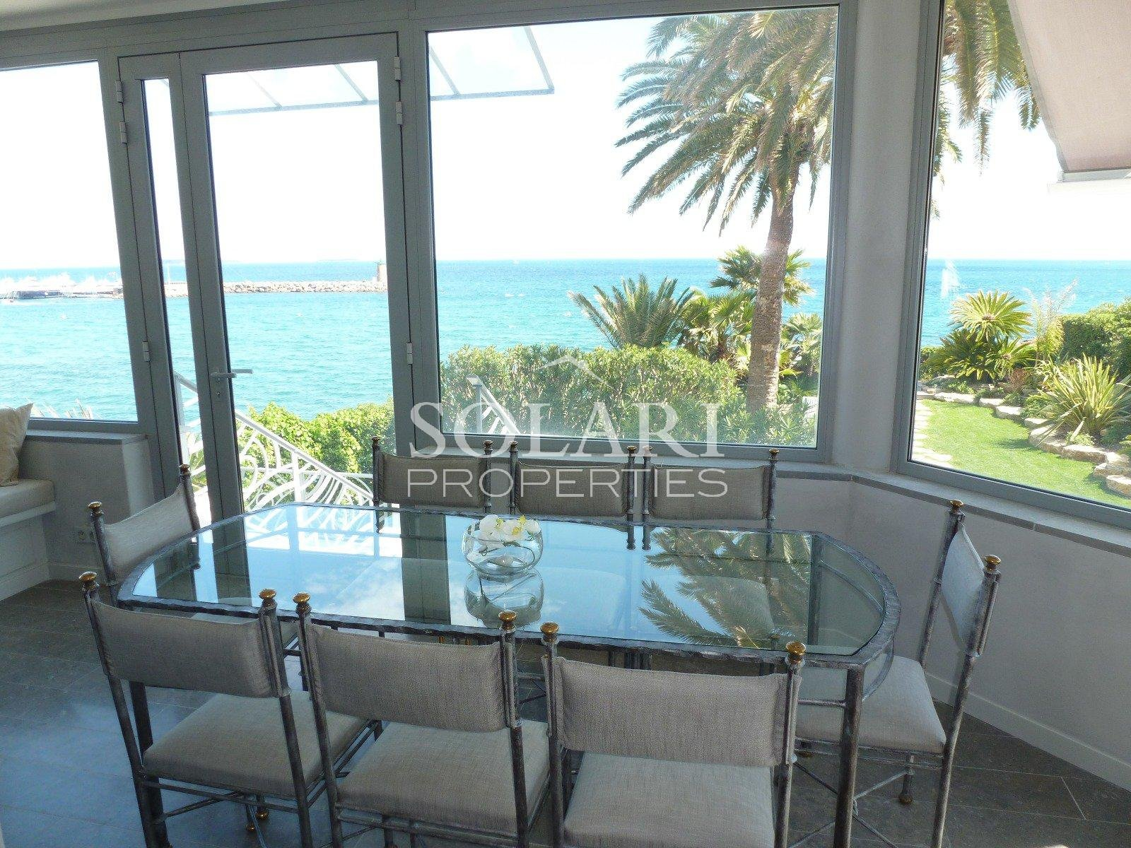 Waterfrony property offering breathtaking views of ...
