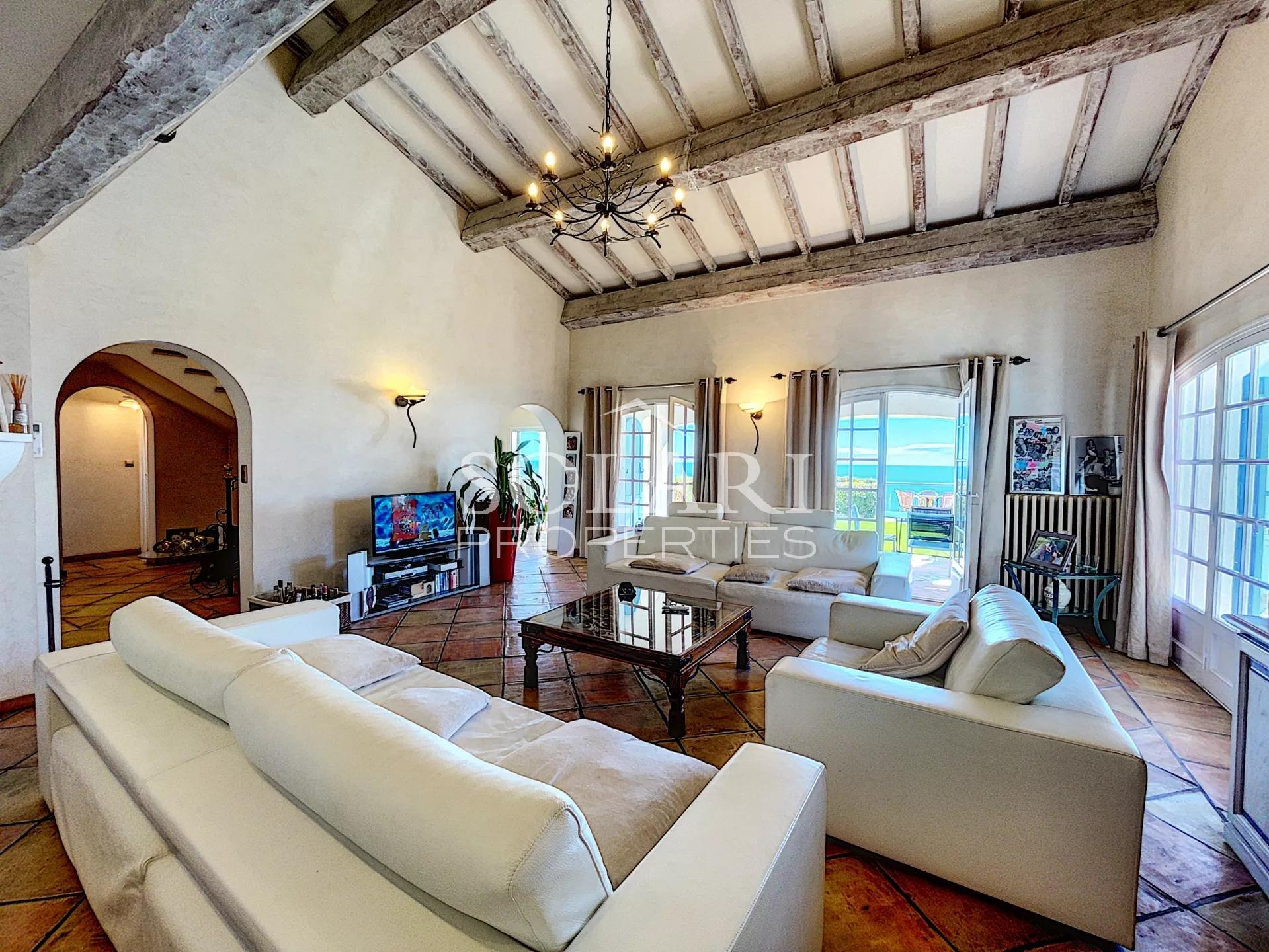Villa in Antheor over the sea - Villa Mary Ciel