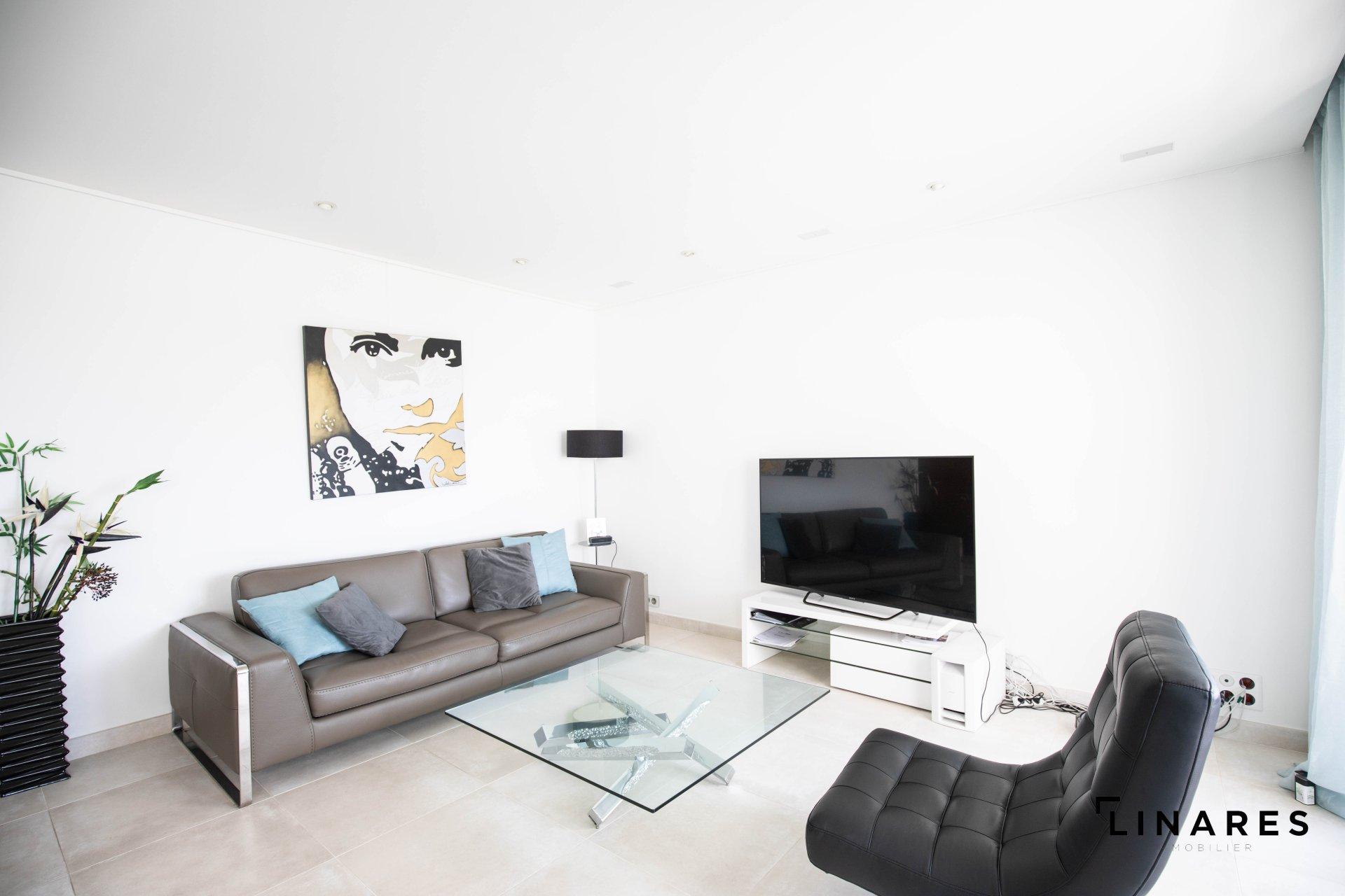 L'ELEGANT Appartement de 73m2 + Terrasse vue mer