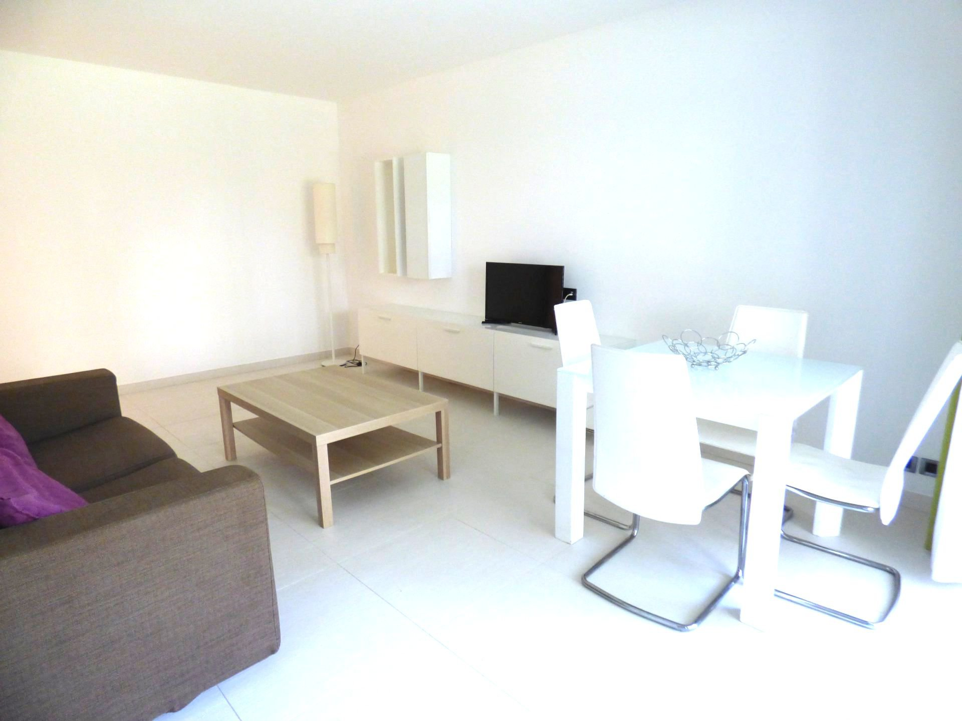 CANNES SALE 3 ROOMS GROUND FLOOR STANDING RESIDENCE WITH SWIMMING POOL