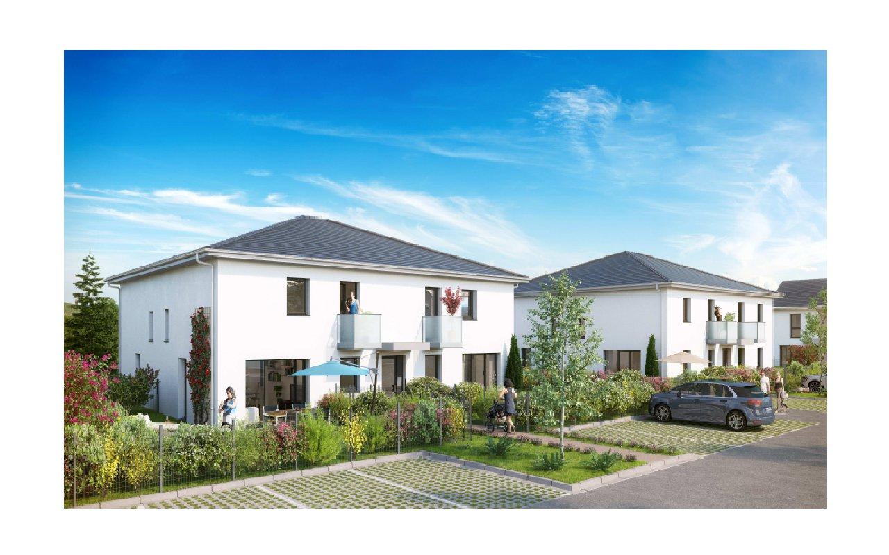 Nouvelle résidence à Richemont