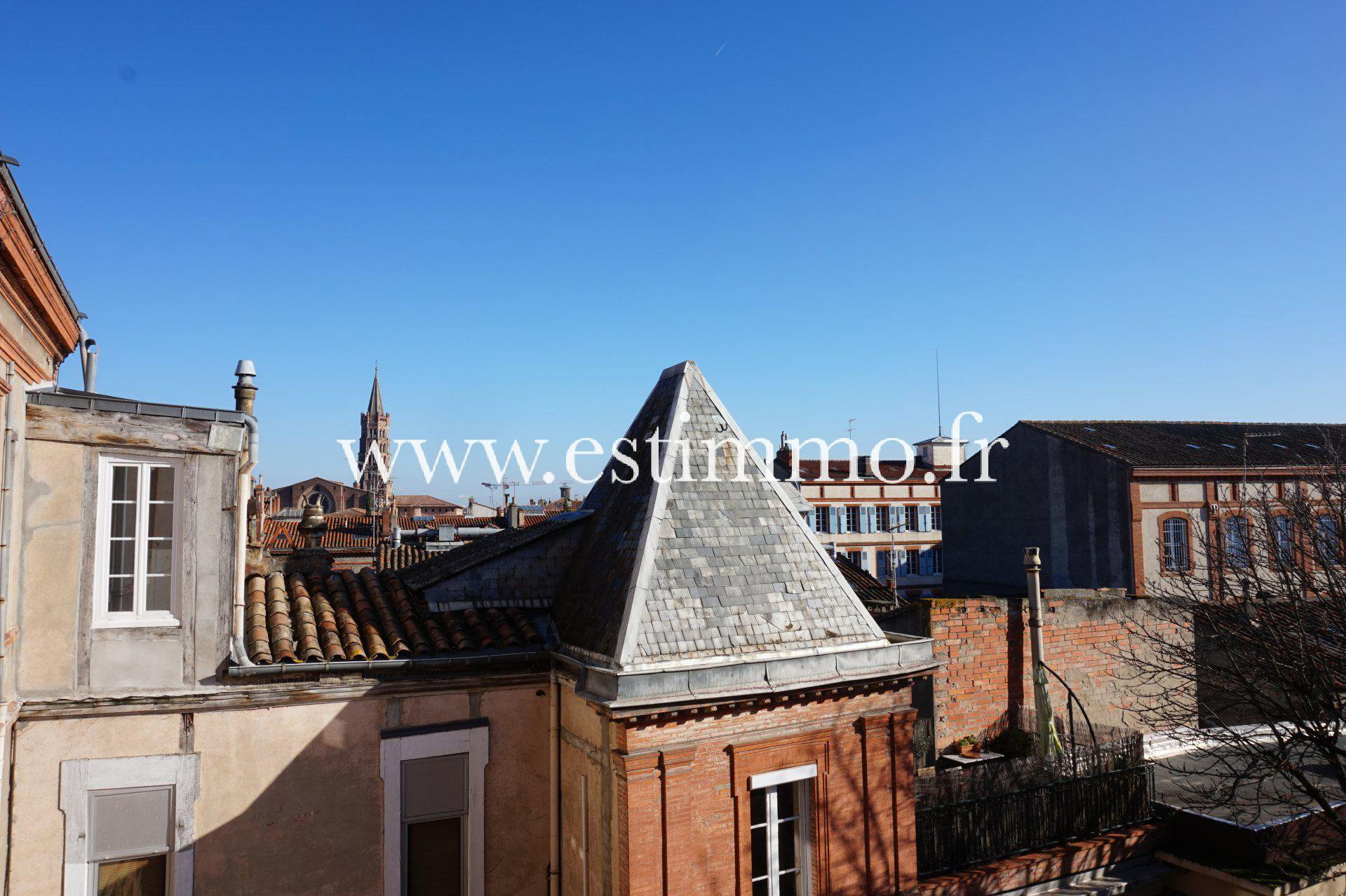 Sale Apartment - Toulouse Saint-Sernin / Taur
