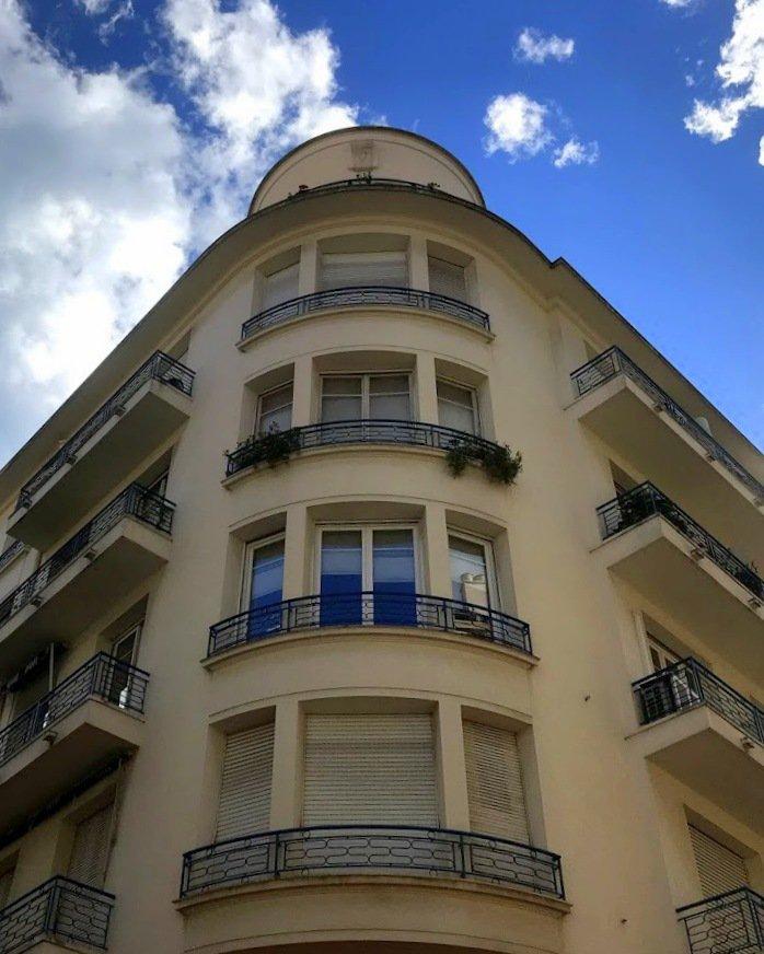 SALE Apartment 3 Rooms Nice Carré d'Or Pedestrian Street Balconies MAGNIFICENT