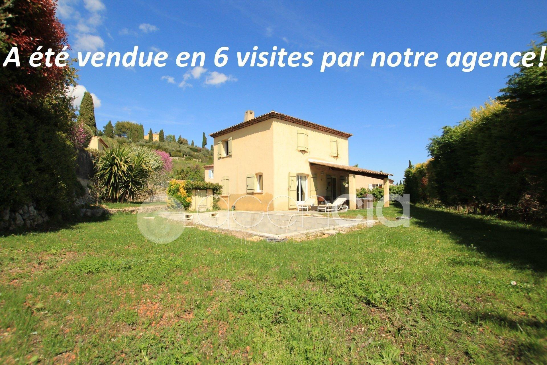 Belle villa à GRASSE Saint Antoine