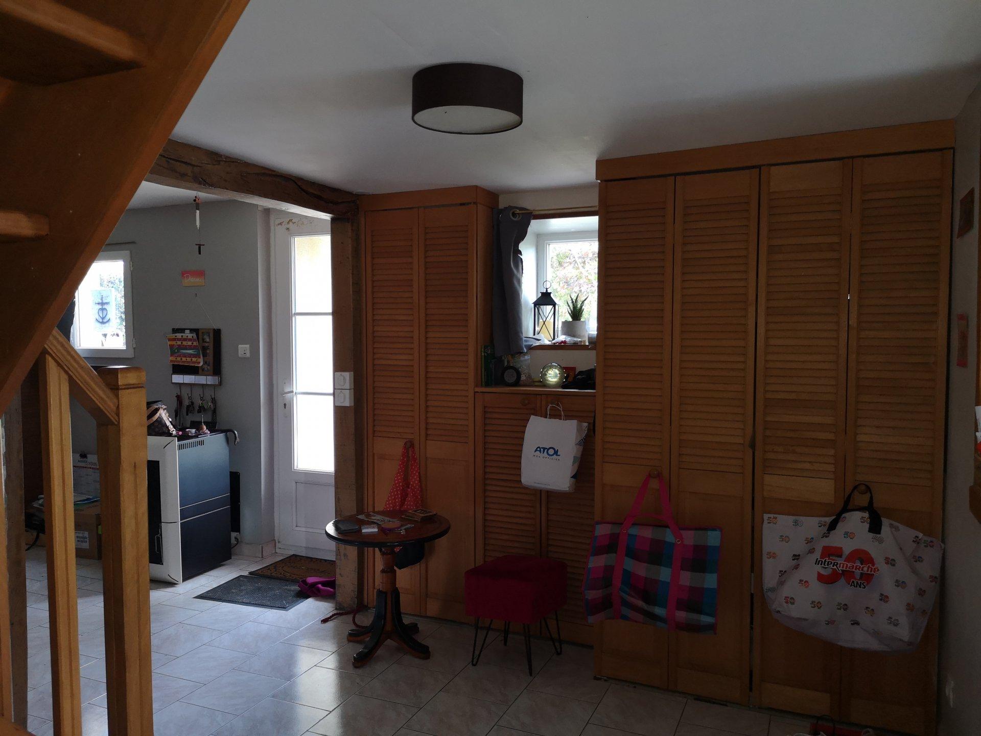 Maison en Pierres de 126m² Rénovée Est Alençon