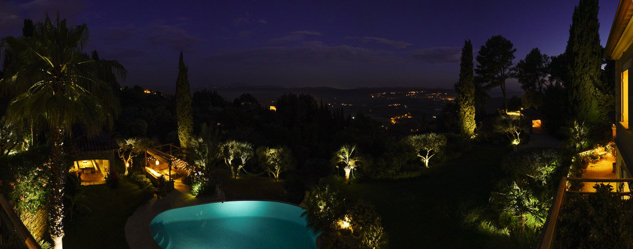 Superb elegant villa in Callian
