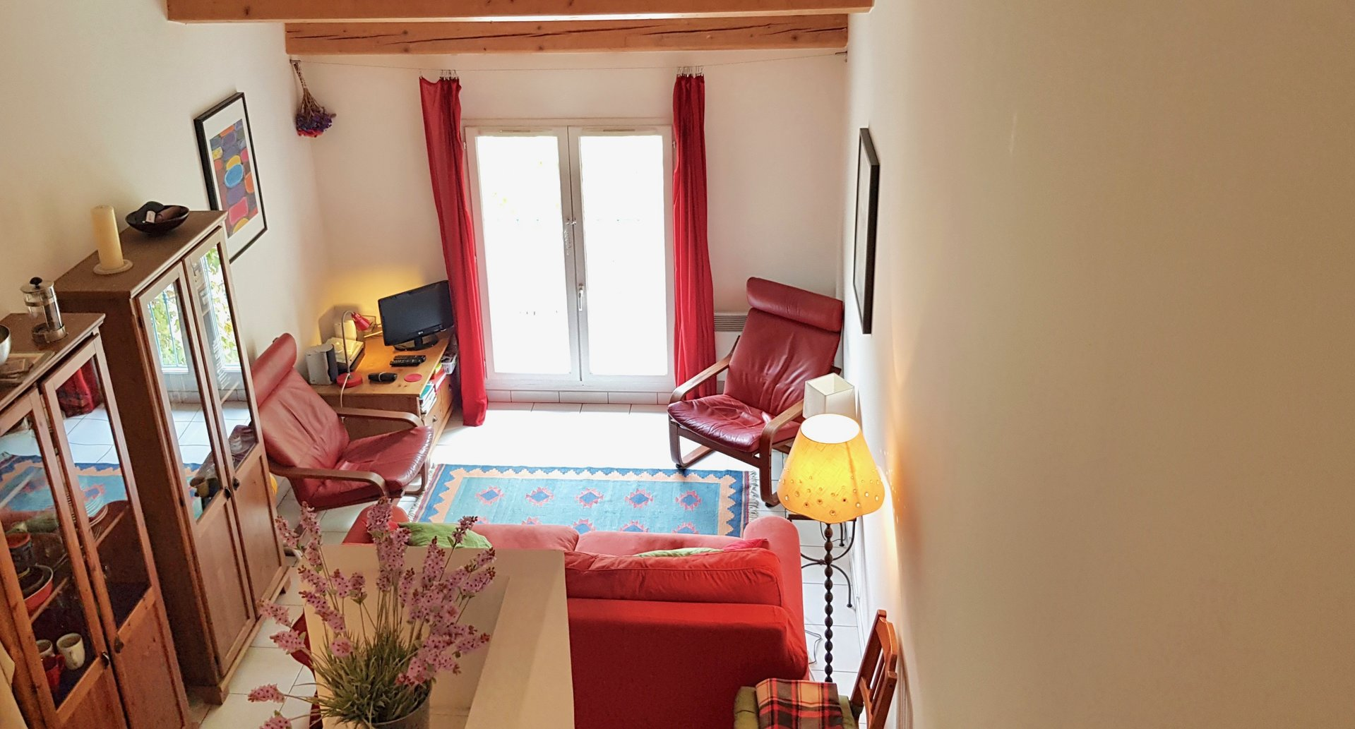 Apartment Duplex 35m2 for sale in lovely Lorgues.