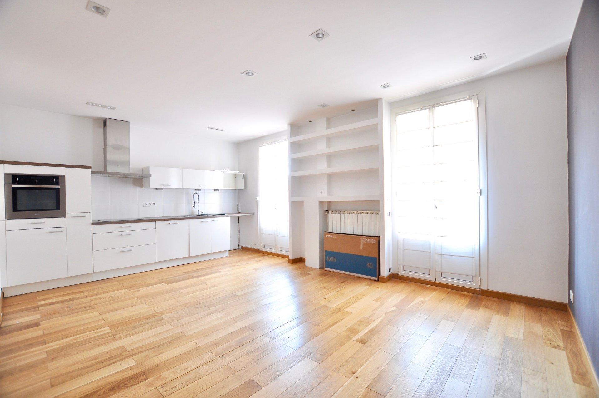 Vente Appartement - Nice Riquier