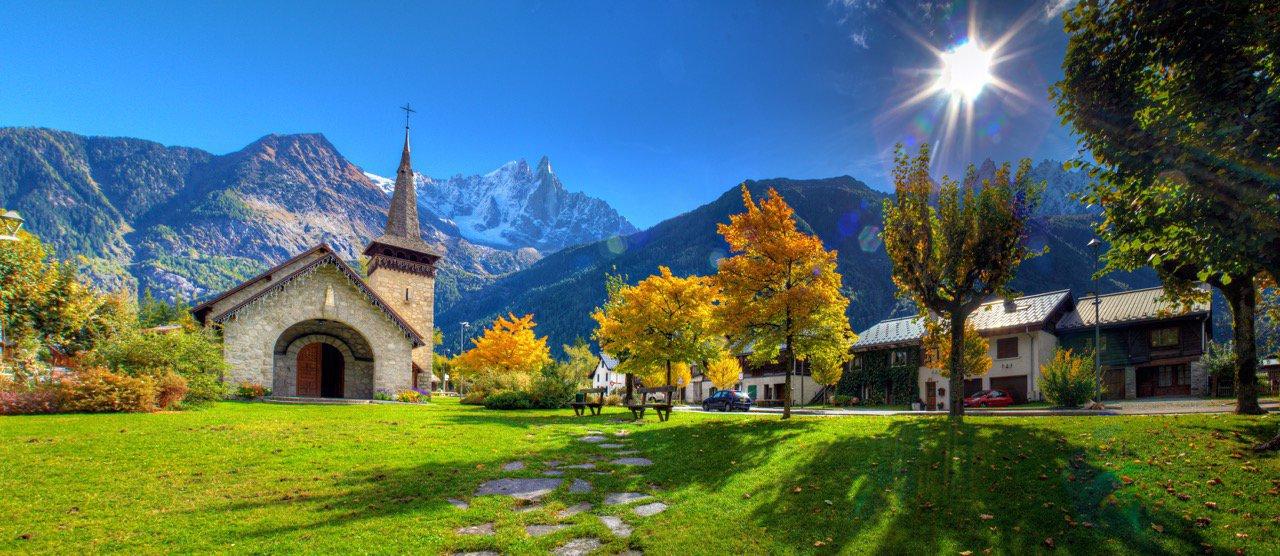 Продажа Квартира - Шамони́-Монбла́н (Chamonix-Mont-Blanc)