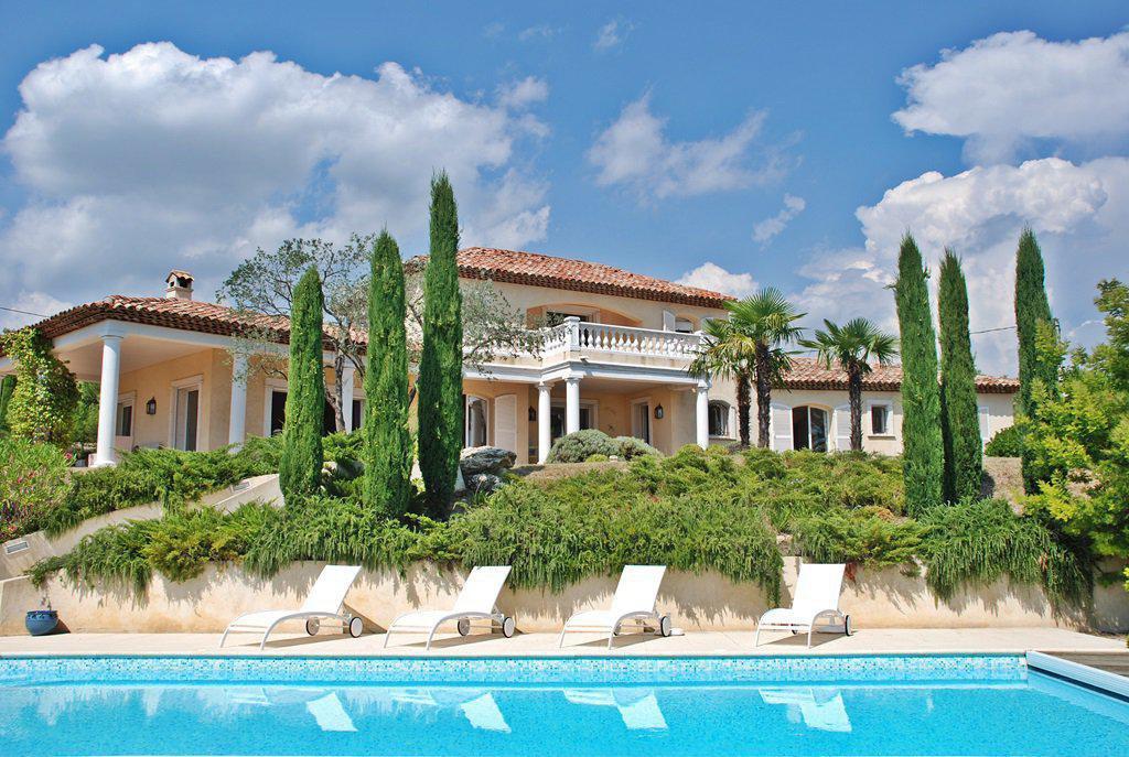 Verkauf Anwesen - Seillans - Frankreich