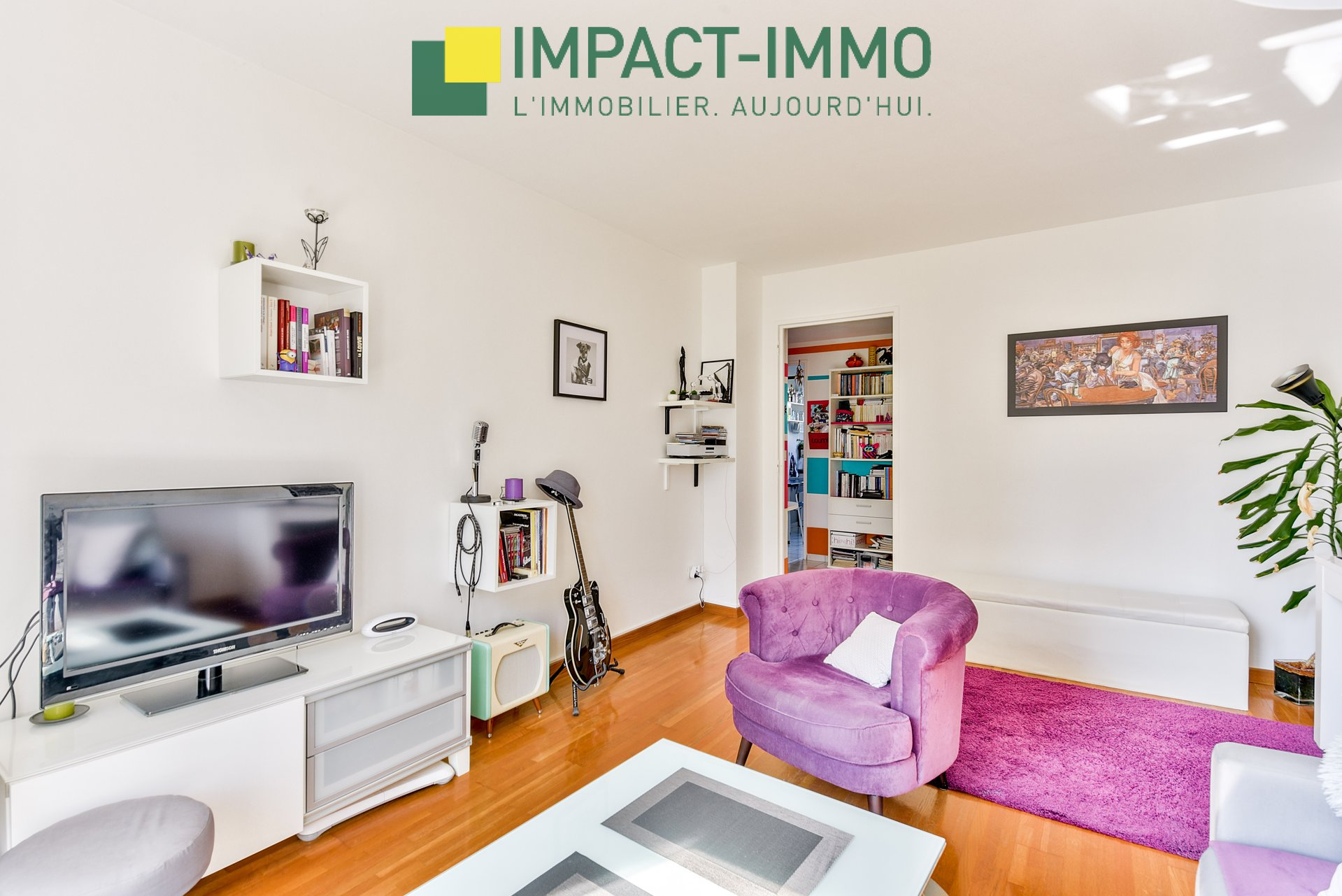 Appartement Rueil-Malmaison 3/4 pièce(s)