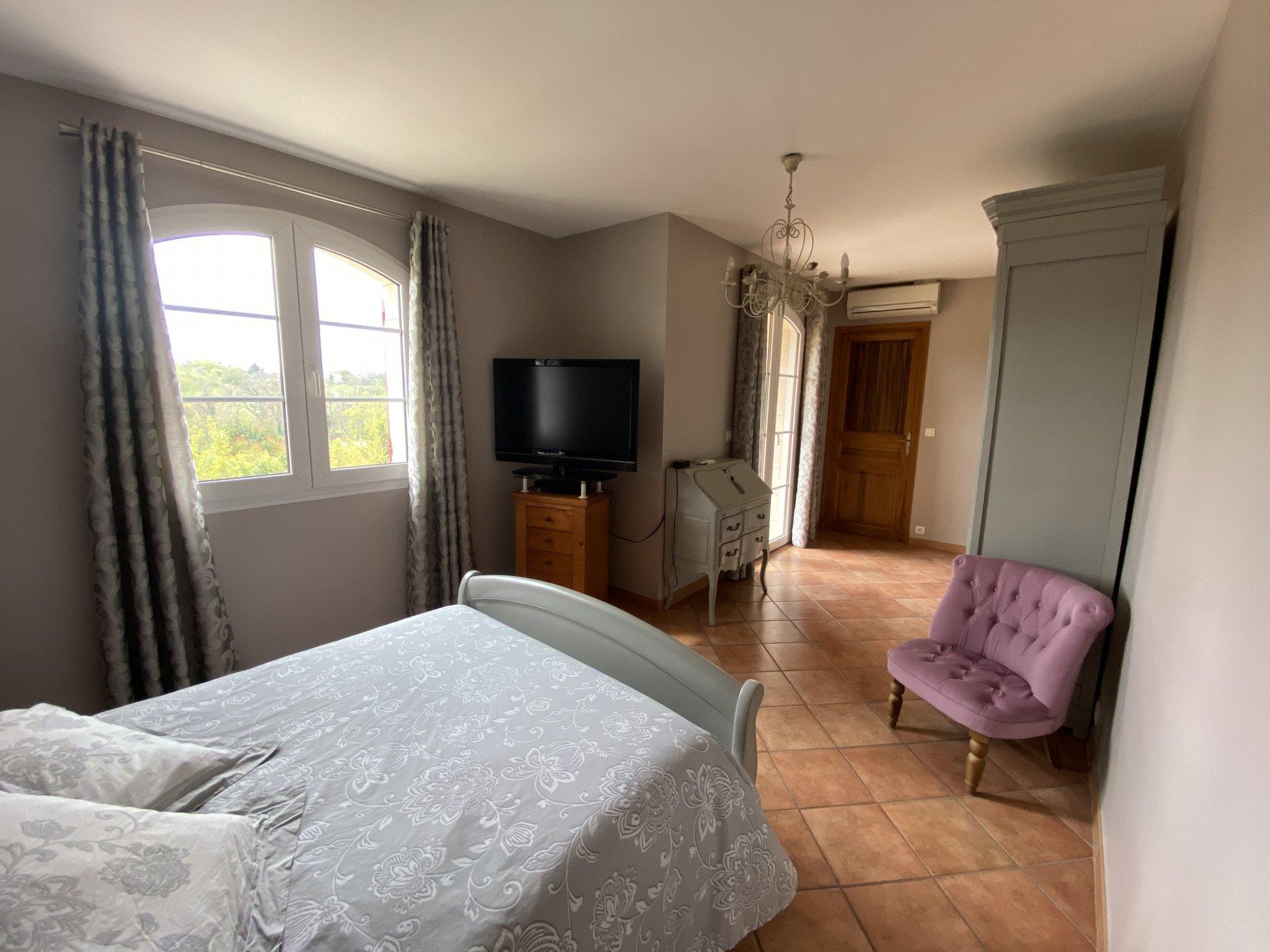 Grande villa Marseille 13ème
