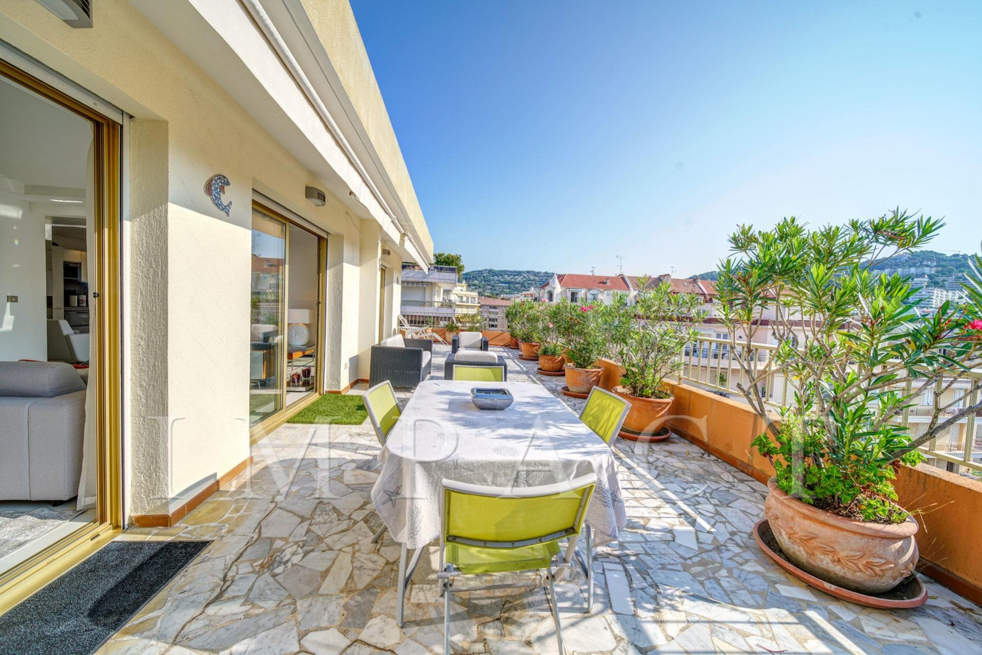 Apartment 1 bedroom for rent, near Croisette, Cannes
