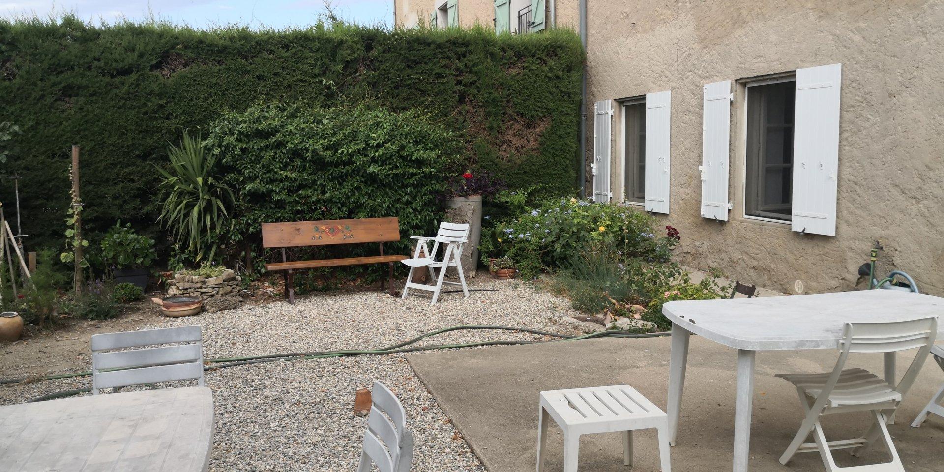 Grande maison dans l'Hérault à Azillanet