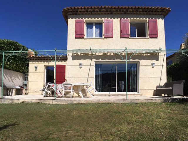 3 Bedroomed, Quality Villa in the Bois Fleuri area of Biot