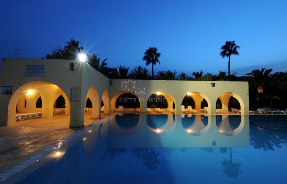 HOTEL THALASSO & SPA HAMMAMET