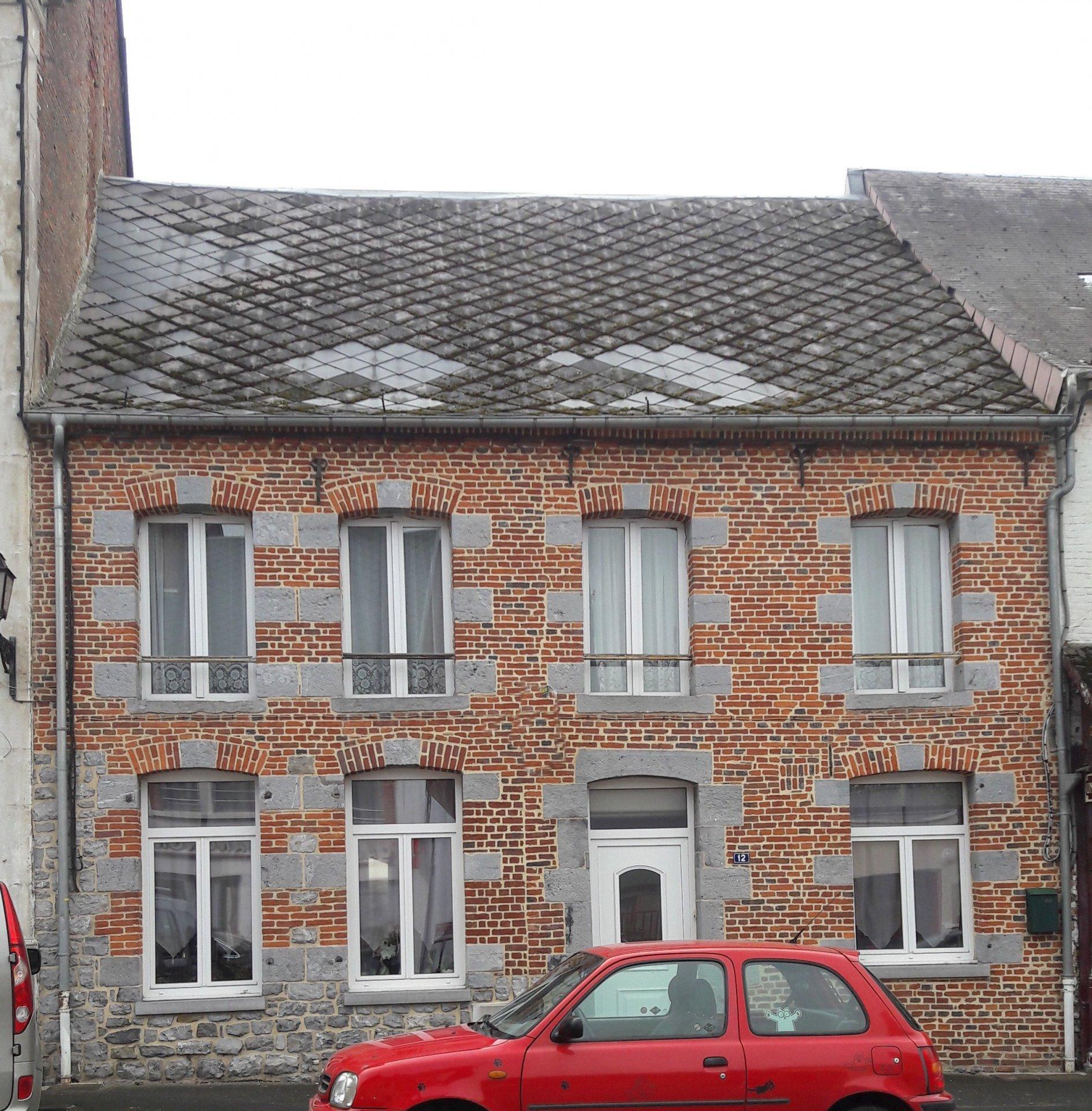 Grande maison en centre village !