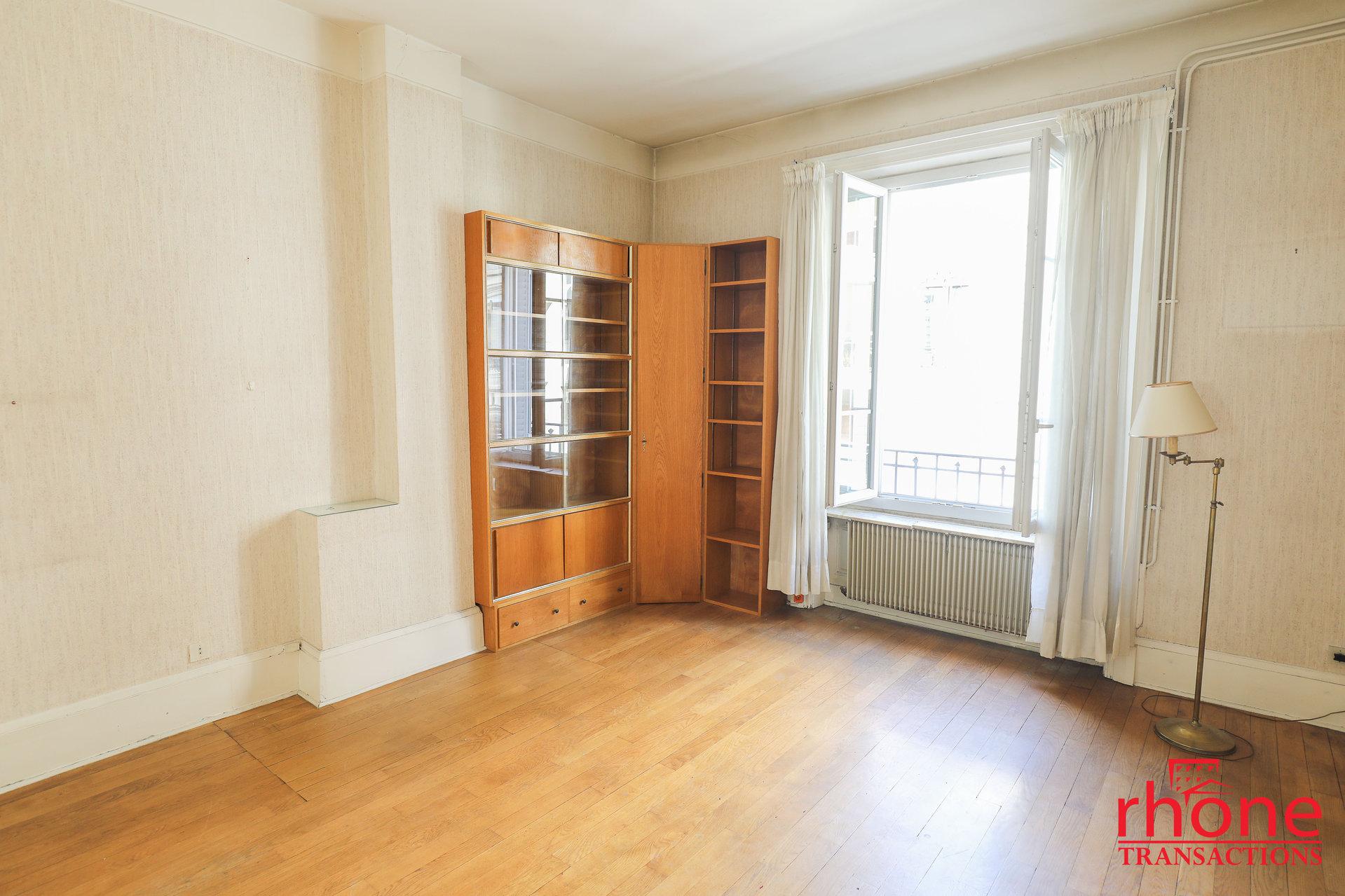 Vente Appartement - Lyon 7ème