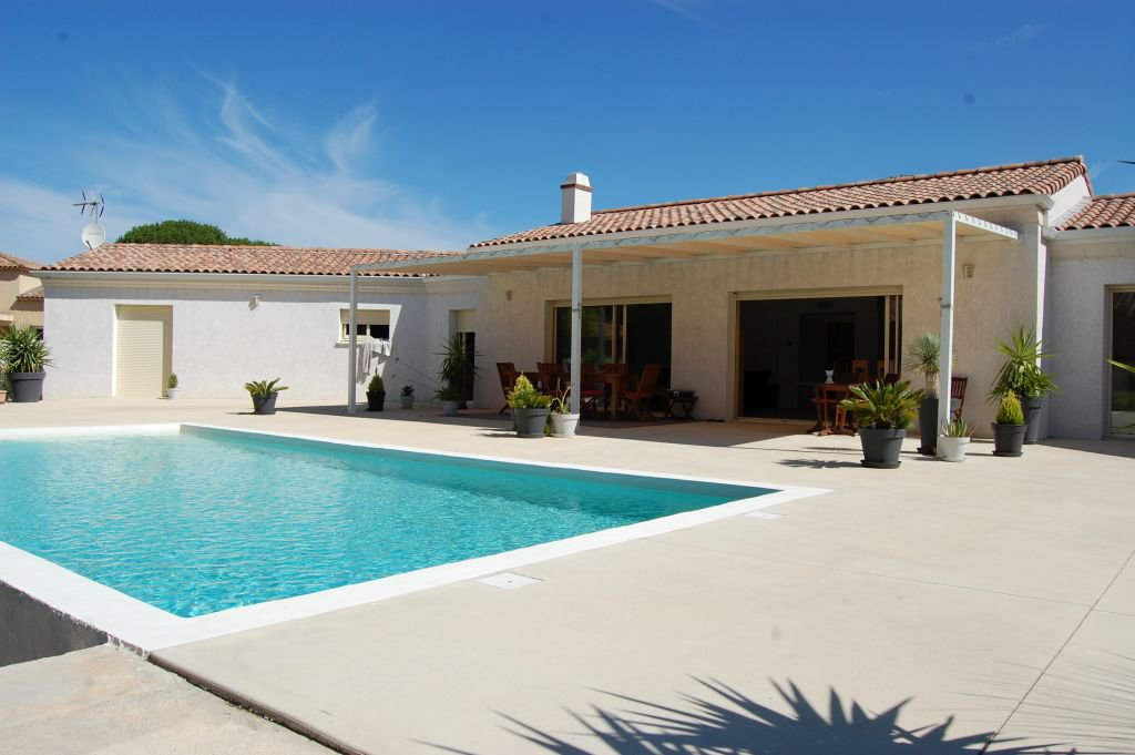 HERAULT - Superb villa at Grau d'Agde and 700 m of the beaches