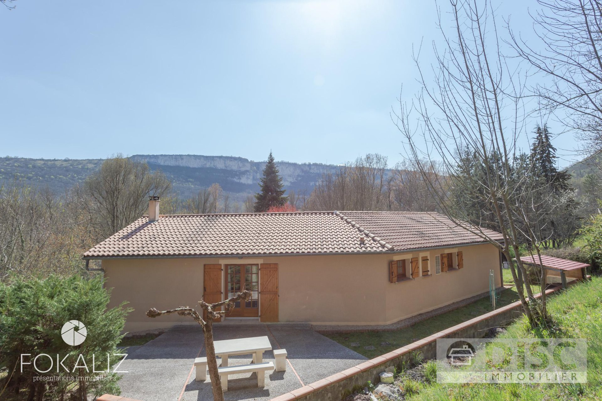 Sale Village house - St Antonin Noble Val