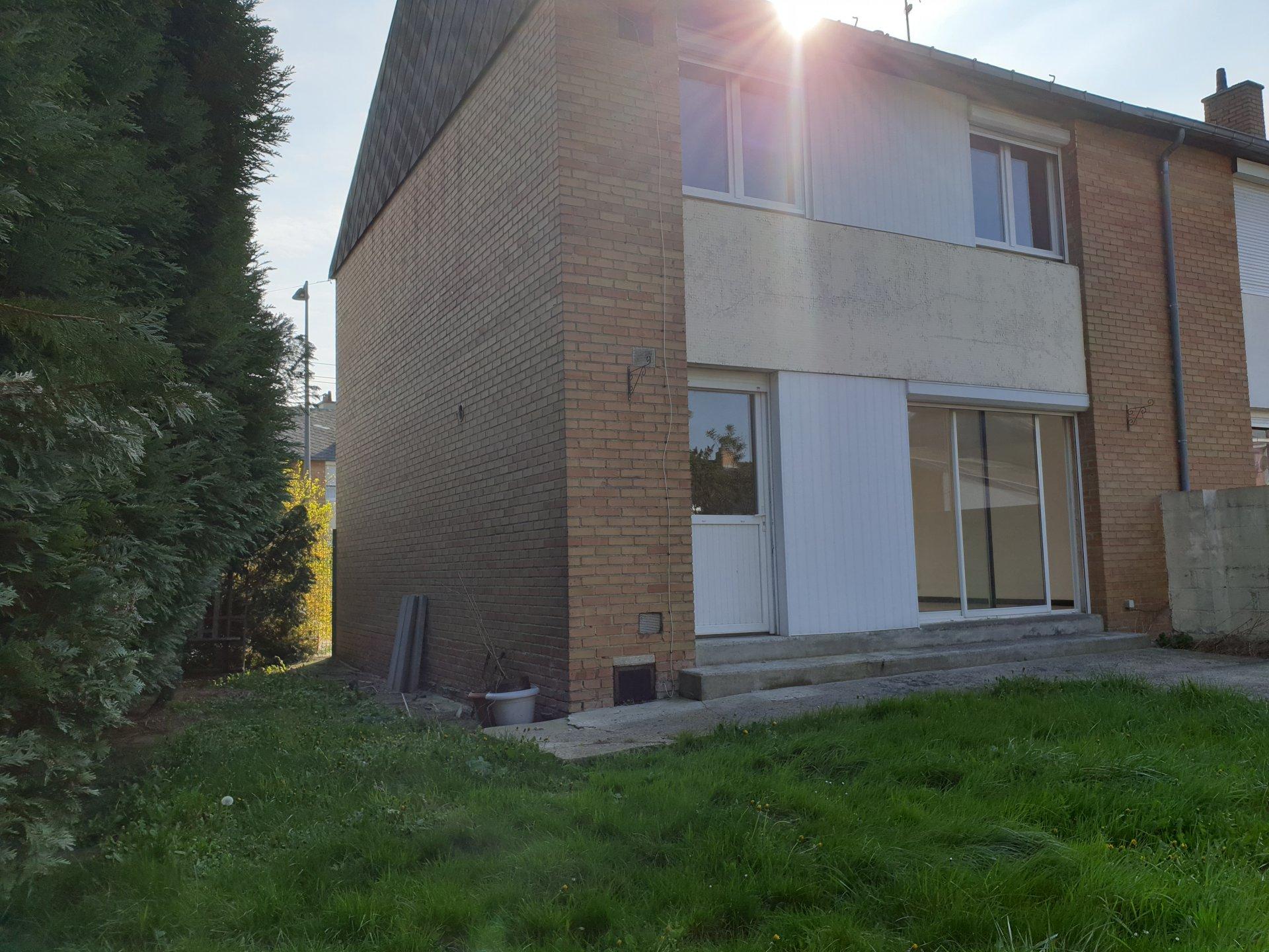 Vente maison dans un quartier calme