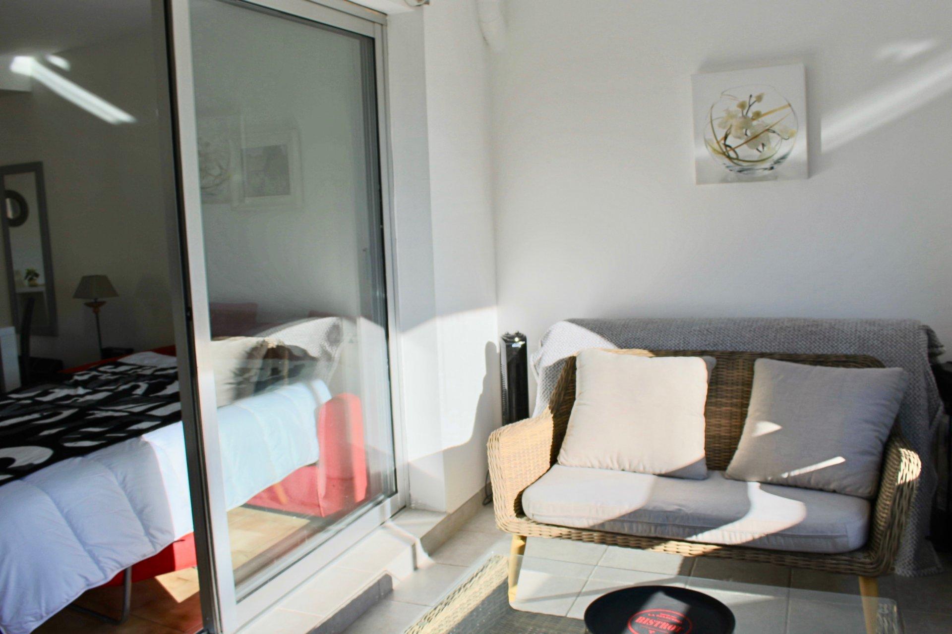 Appartement 2 personnes (Cannes Arrière Croisette)