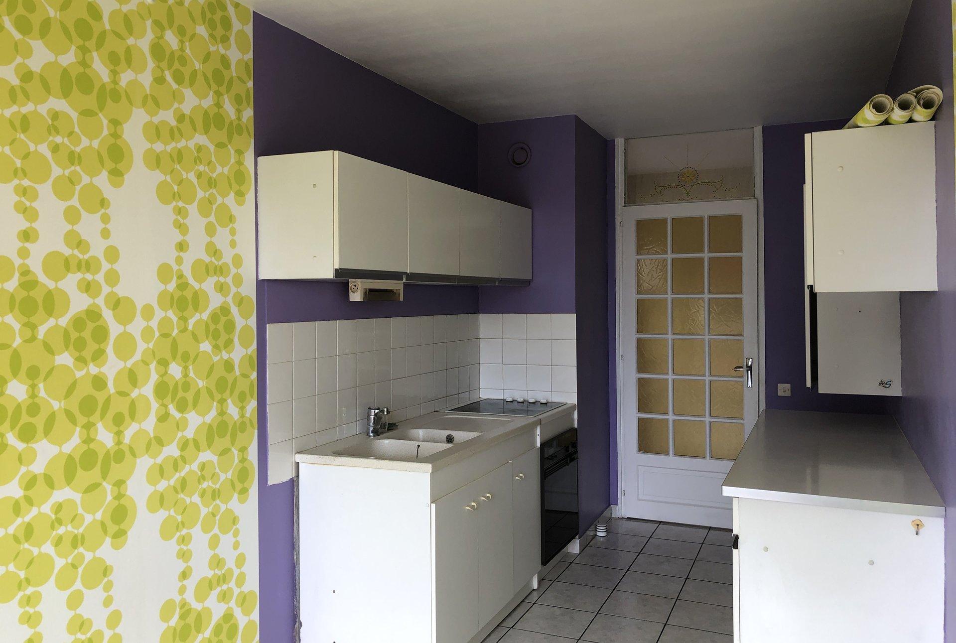 SAINT ETIENNE BERGSON - 3 pièces 68 m² avec garage