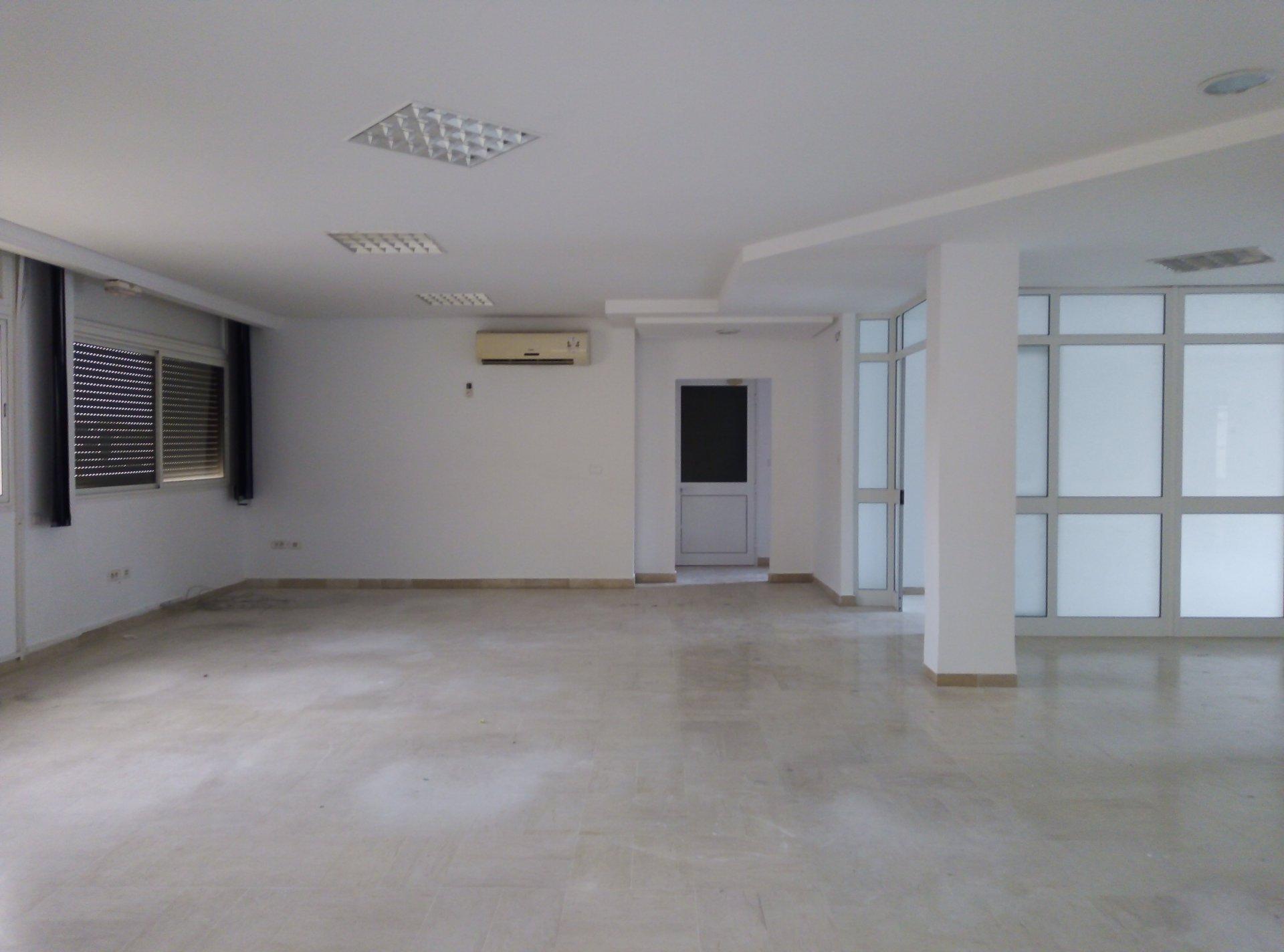 Bureau de 155 m² au Lac 2