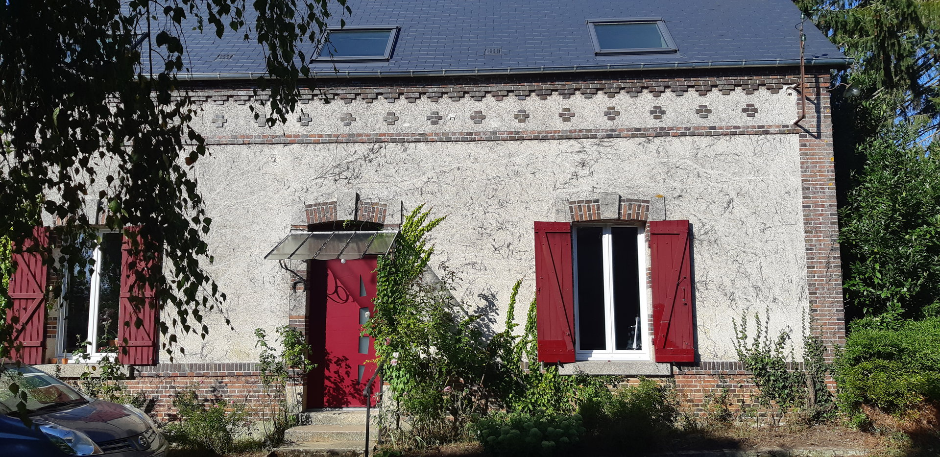 Très belle maison de campagne  prés du Mêle sur Sarthe