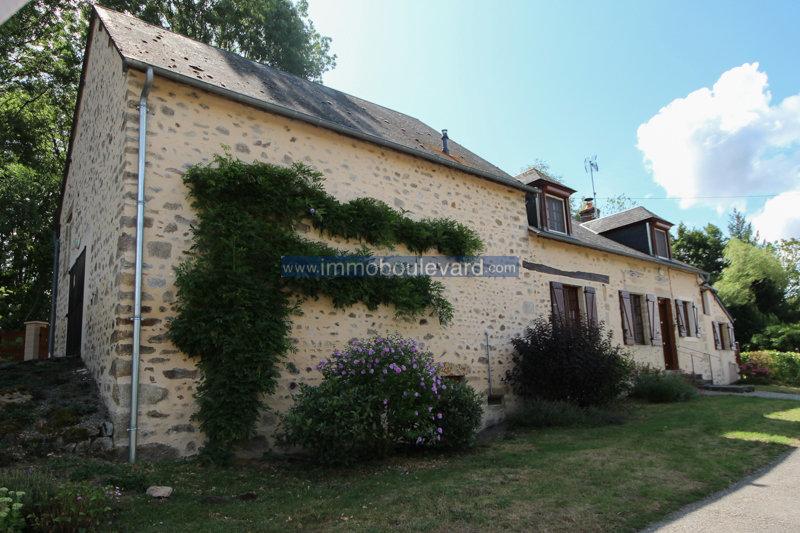 Bourgogne, ferme magnifiquement rénovée