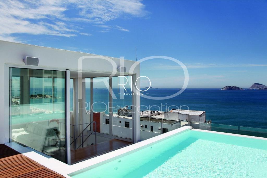 IPANEMA - Fantastic penthouse 330m2 !