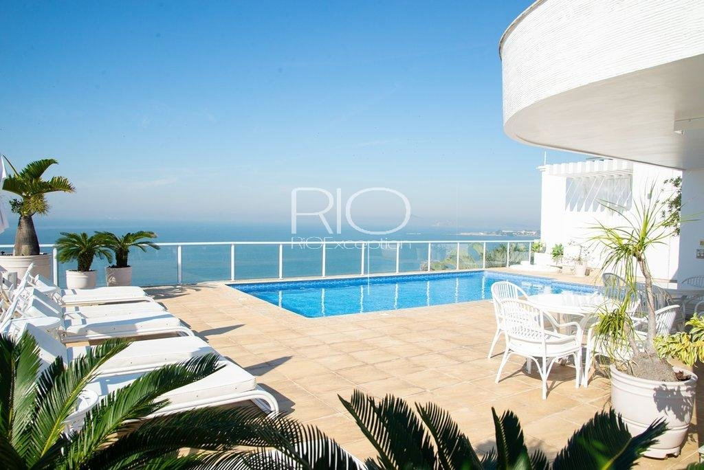 Exceptional triplex penthouse of 1200m2 on avenida Atlantica copacabana