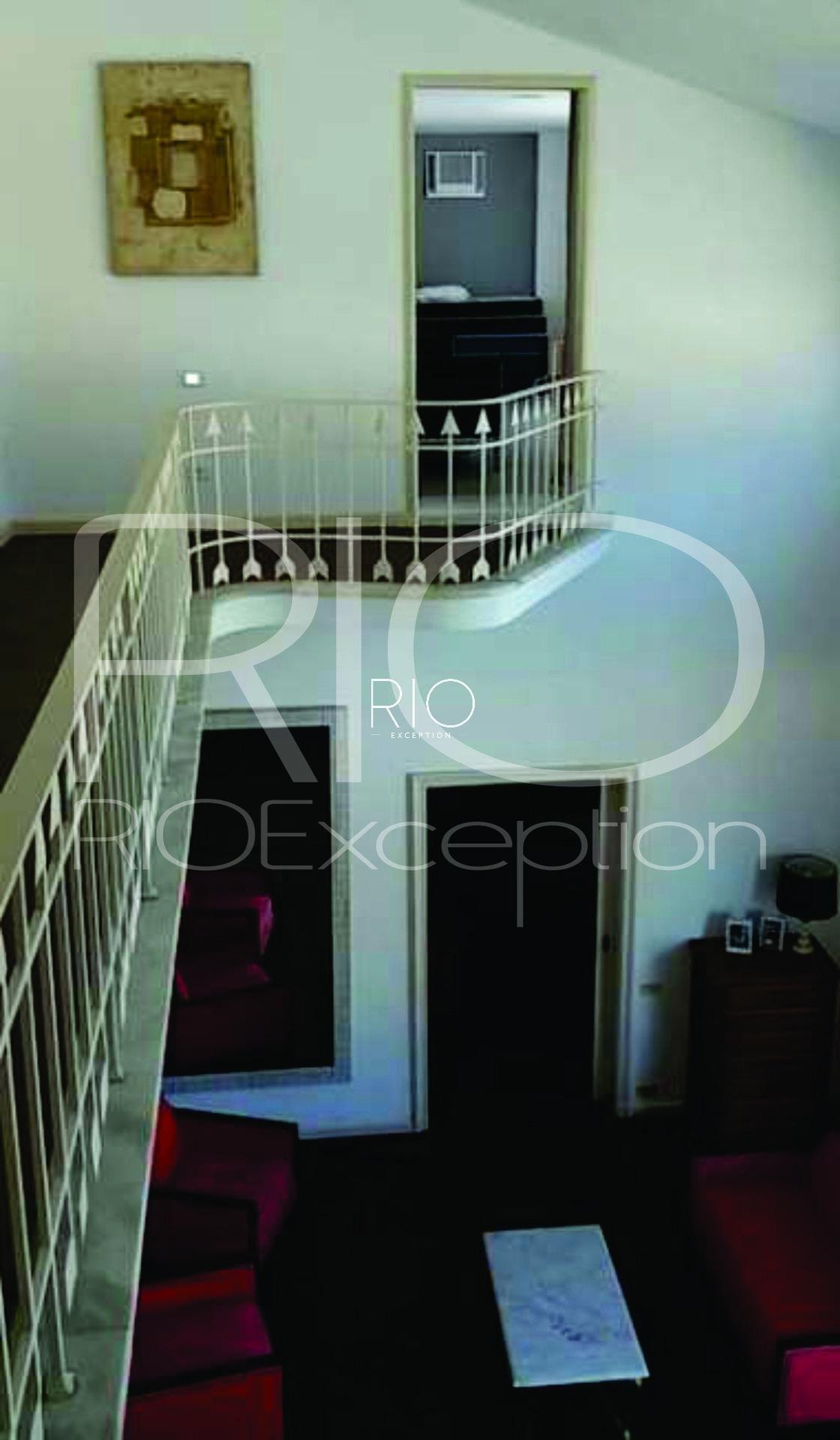 COPACABANA Poste 5 - Magnifique cobertura triplex 600m2..
