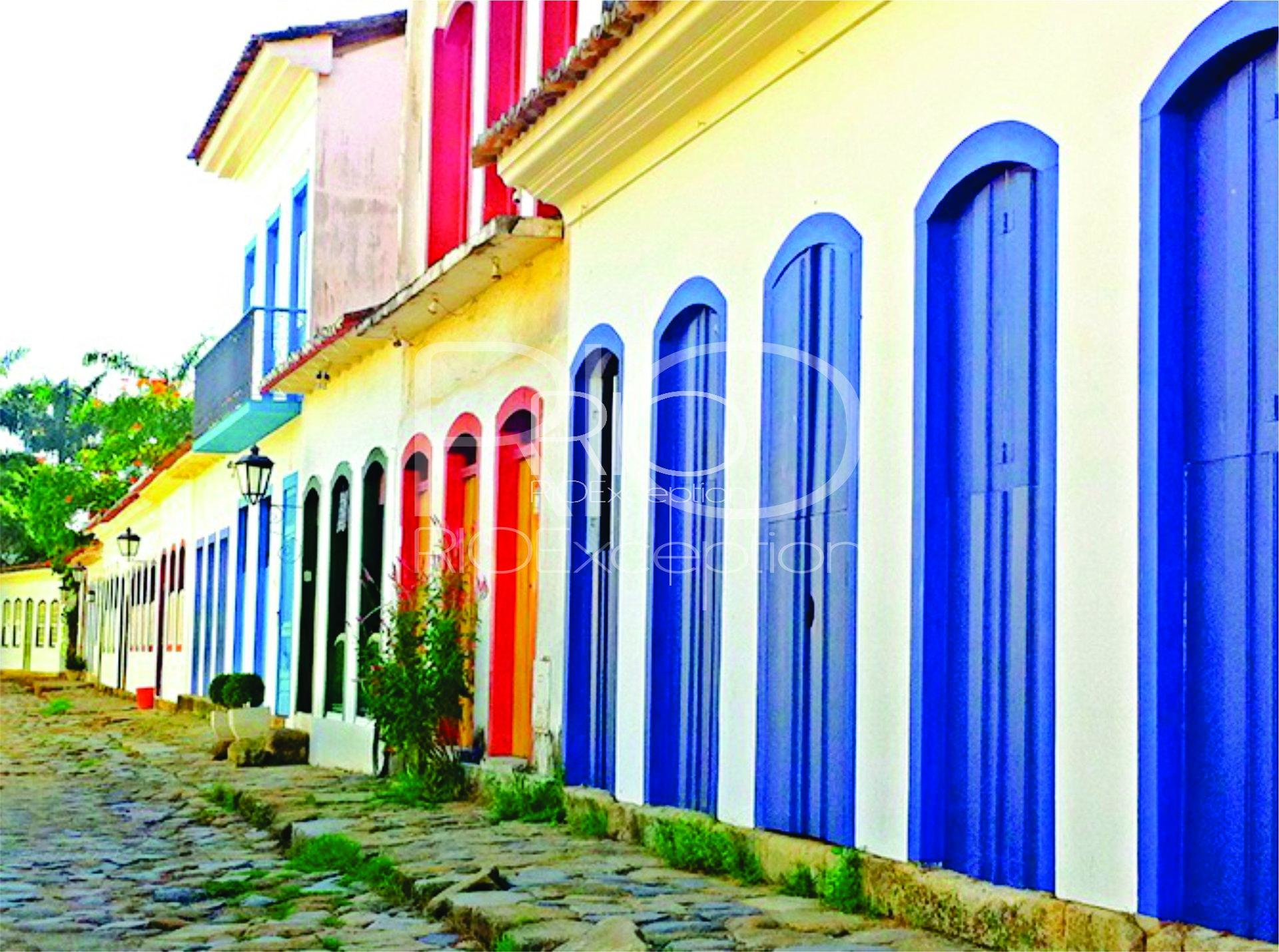 PARATY -  Colonial house - Historical Center !