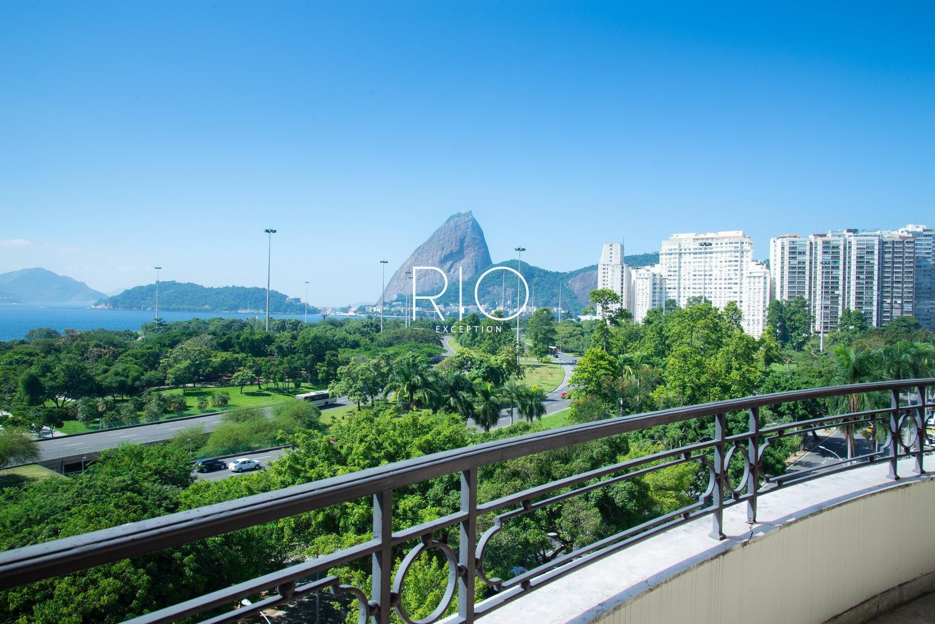 Cobertura triplex no Flamengo