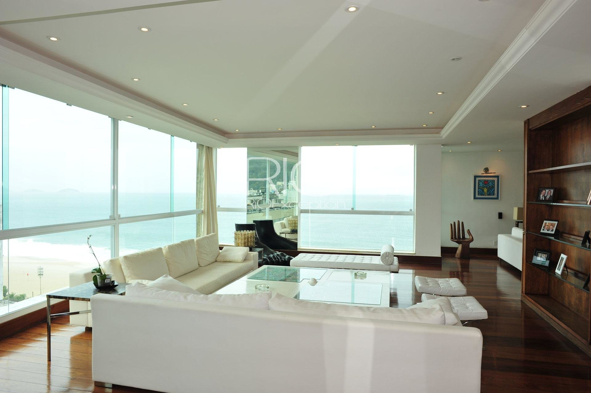 Sublime Penthouse à Copacabana