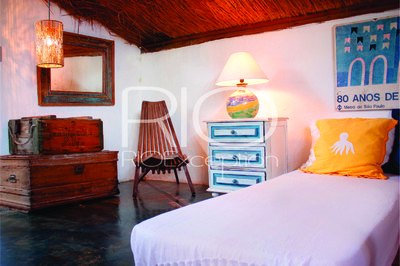 Authentic fisherman's house for sale in Paraty - Picinguaba